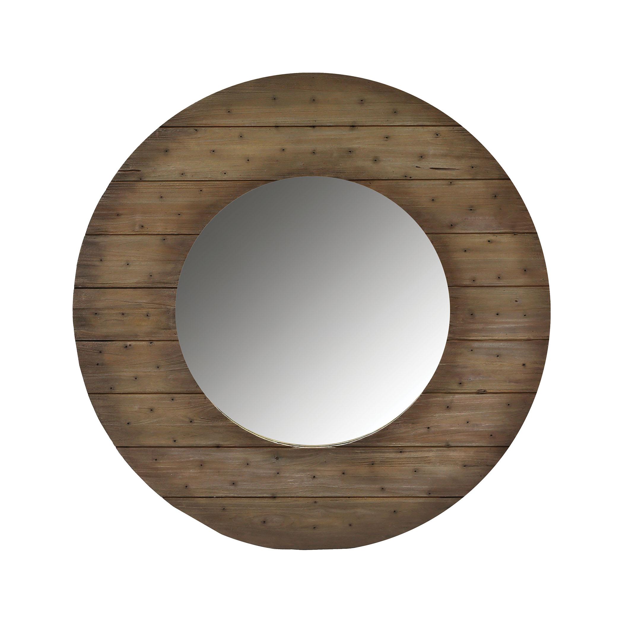 Shiplap Mirror | Elk Home