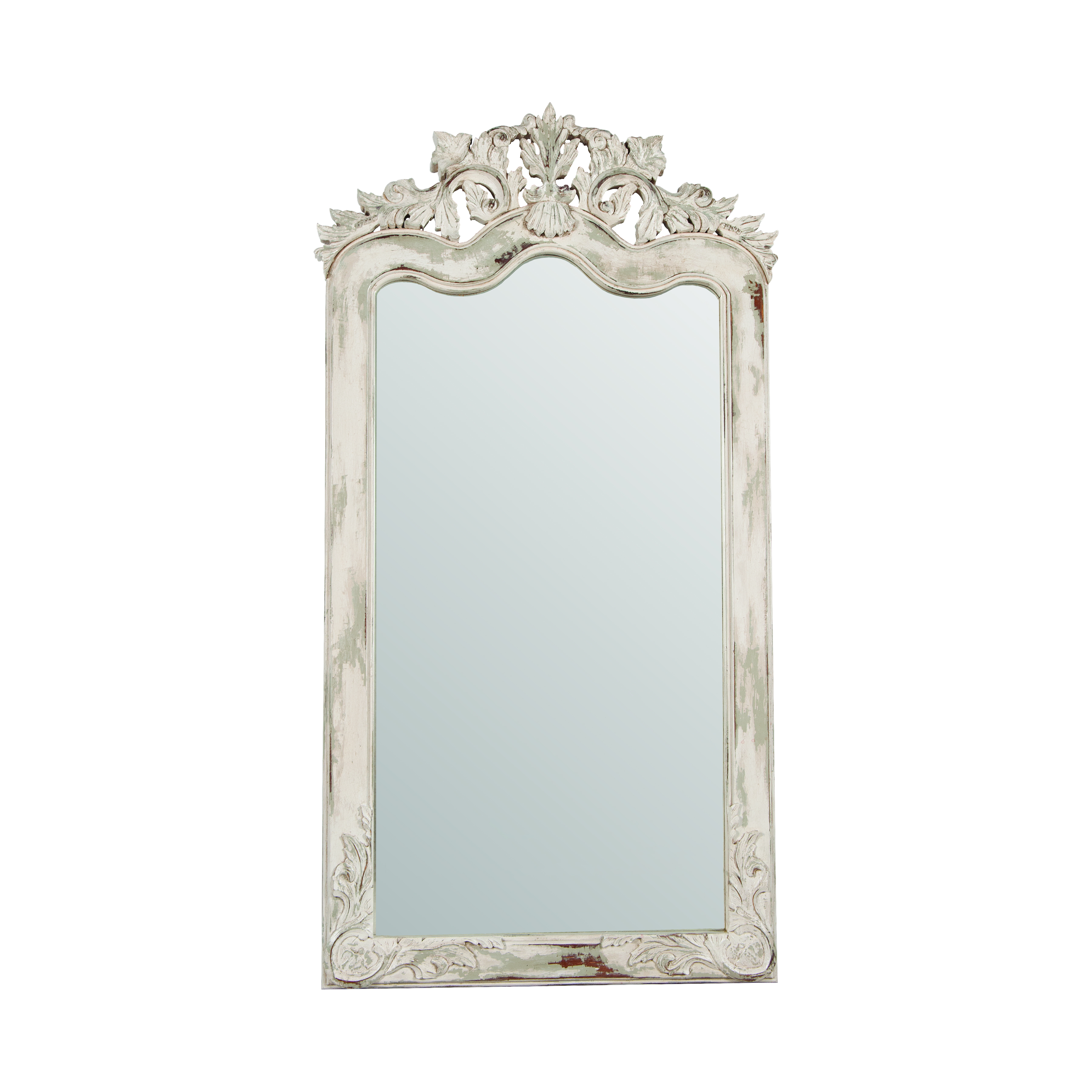 Crossroads Florentine Floor Mirror | Elk Home