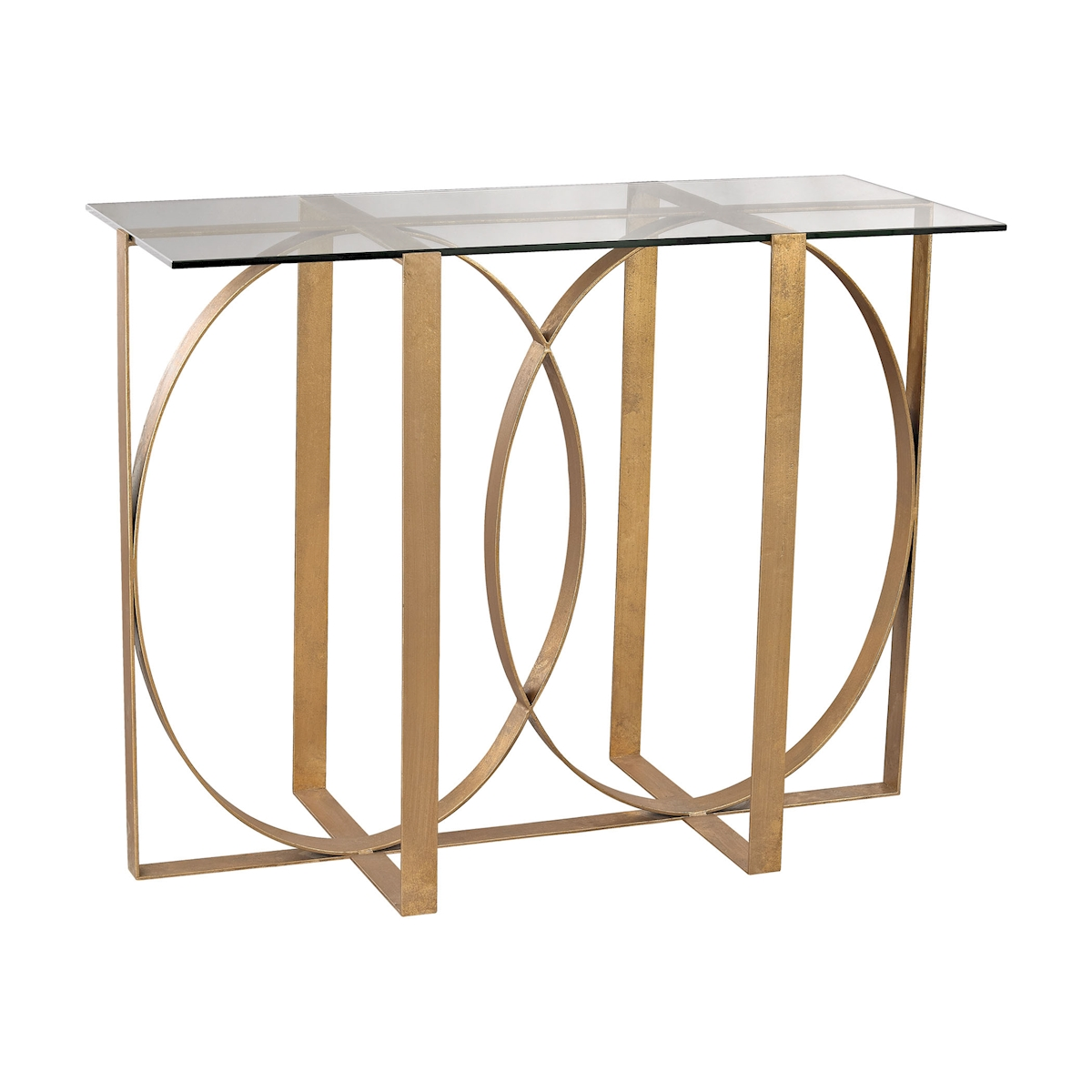 Box Rings Console Table | Elk Home