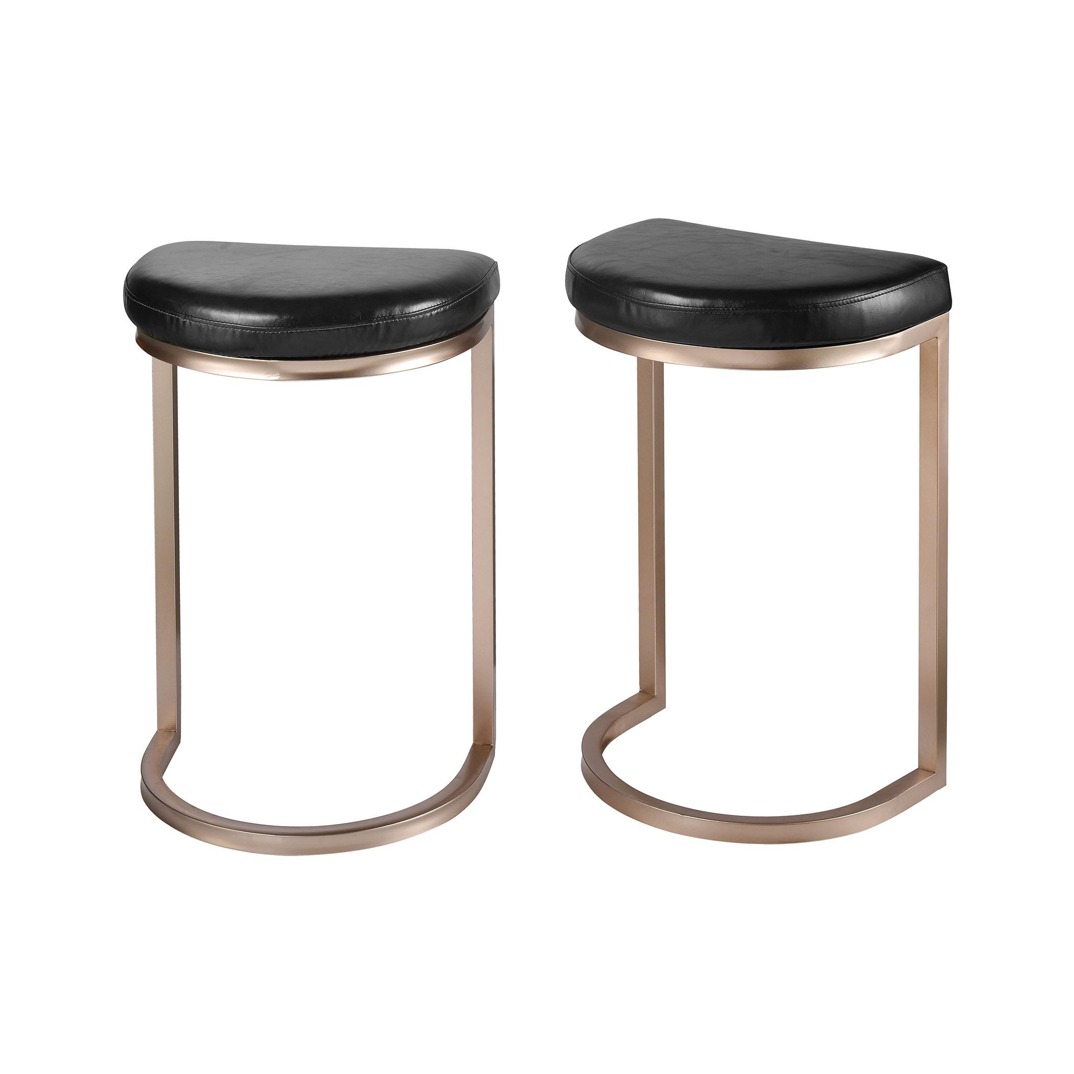 Deuce Coupe Stool Set of 2 | Elk Home