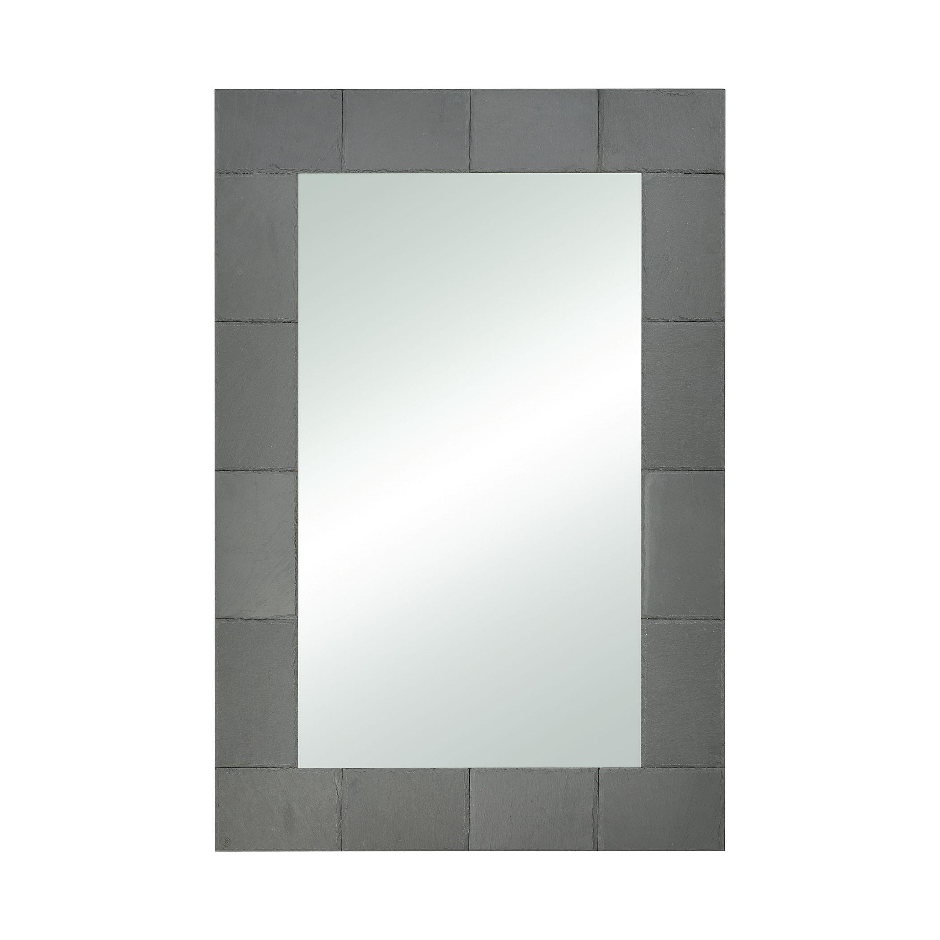 Slated Mirror | Elk Home