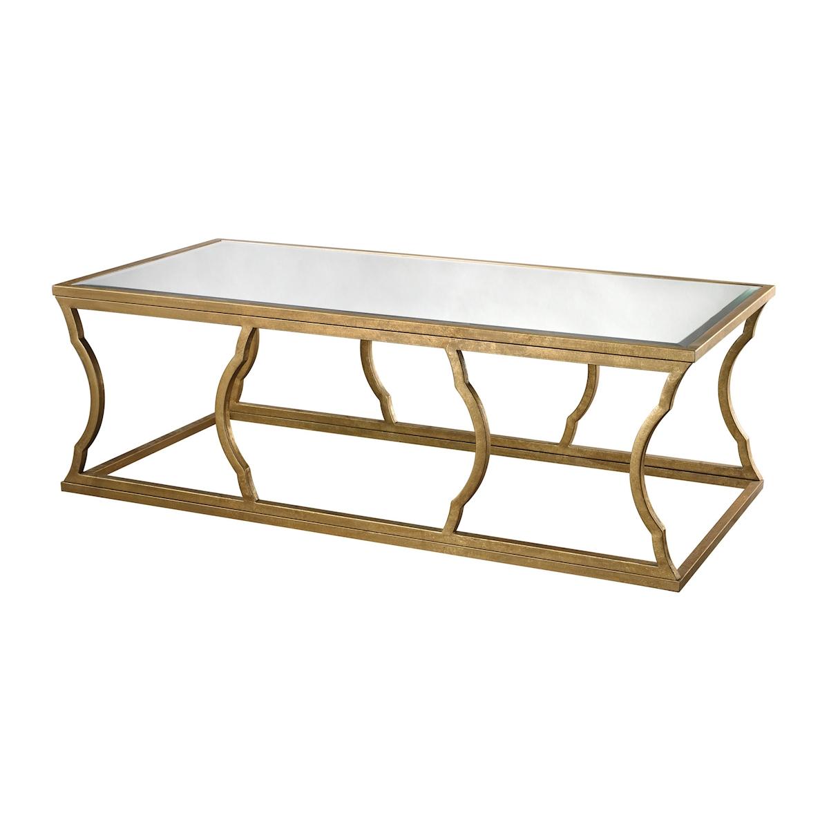 Metal Cloud Coffee Table | Elk Home