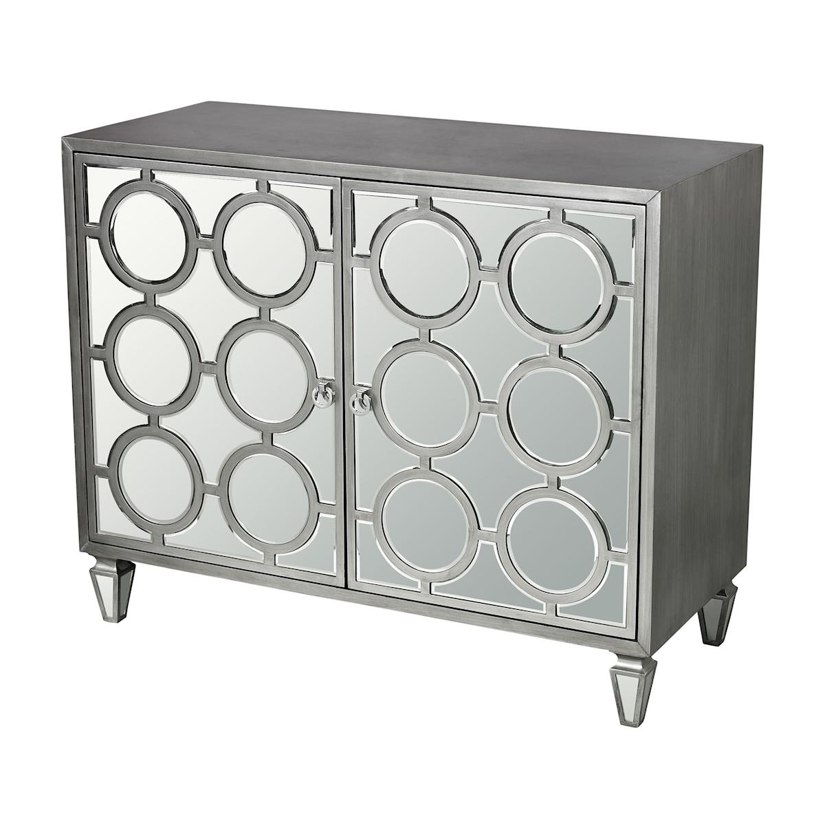 Platinum Ring Cabinet | Elk Home