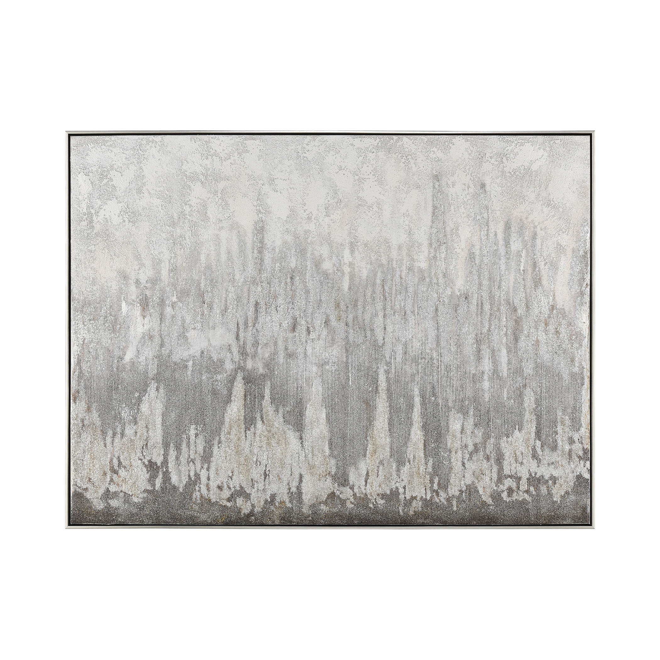 Shiso Vain Wall Decor in Grey and Black | Elk Home