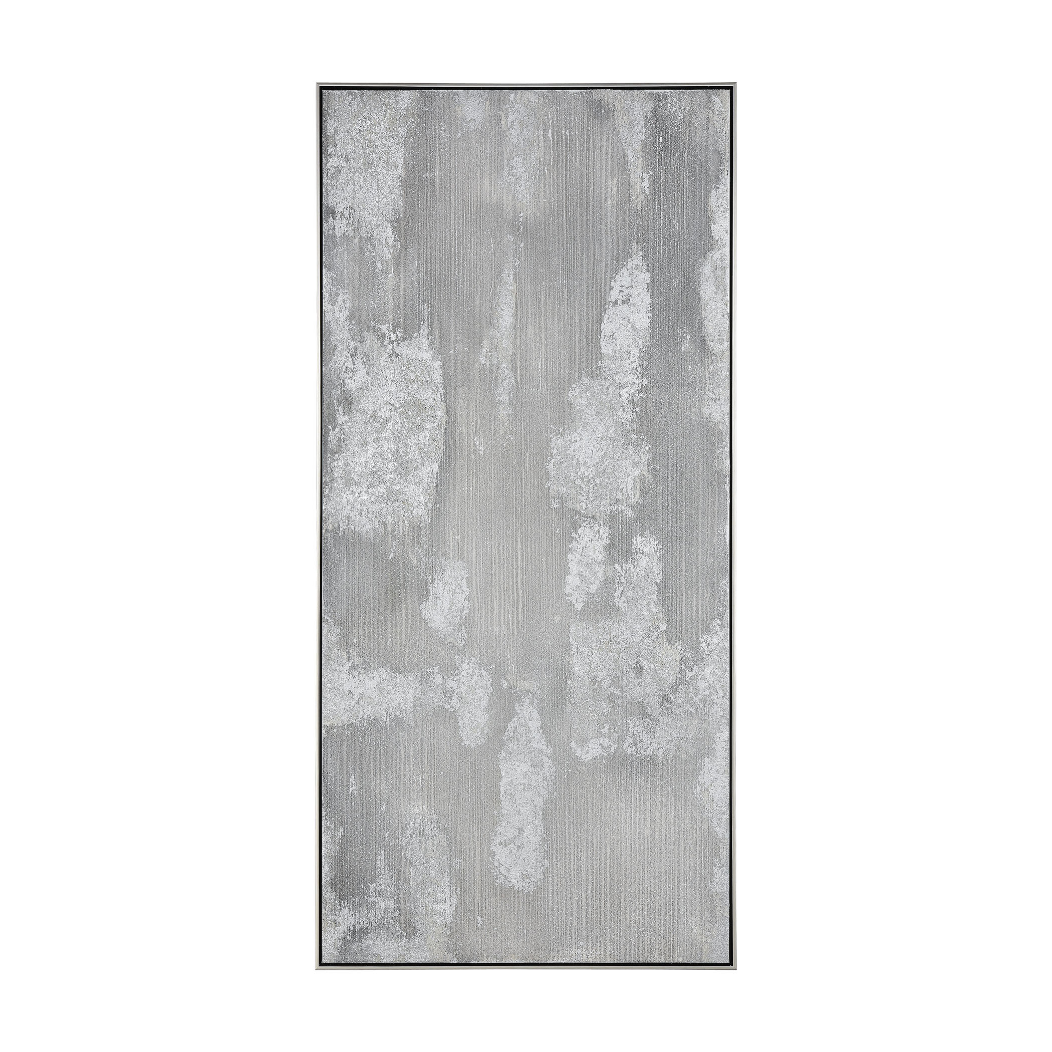 Saris II Wall Decor in White and Grey | Elk Home