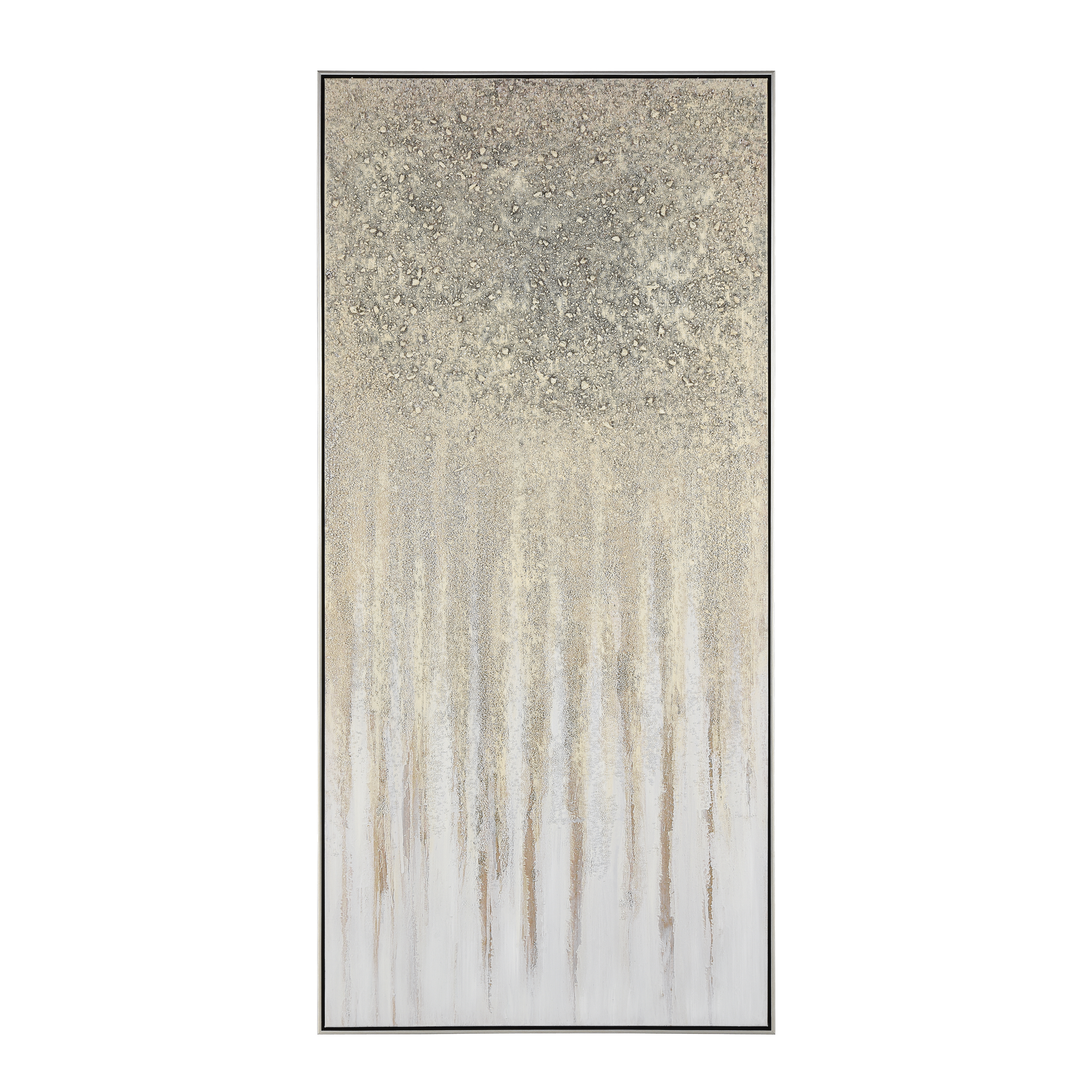 Vesper Wall Decor in Gold and White | Elk Home