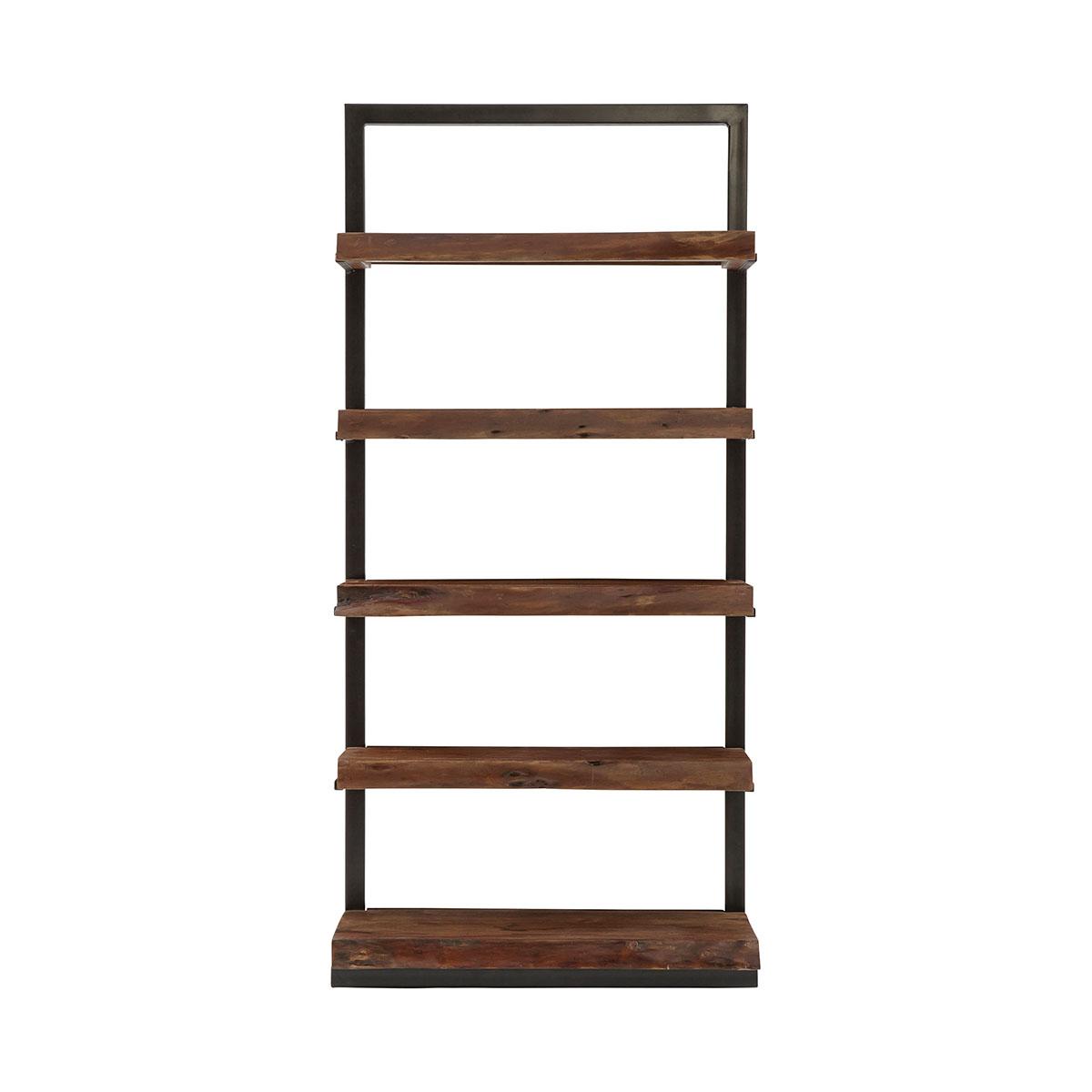 Stein World Ladder Shelf Black