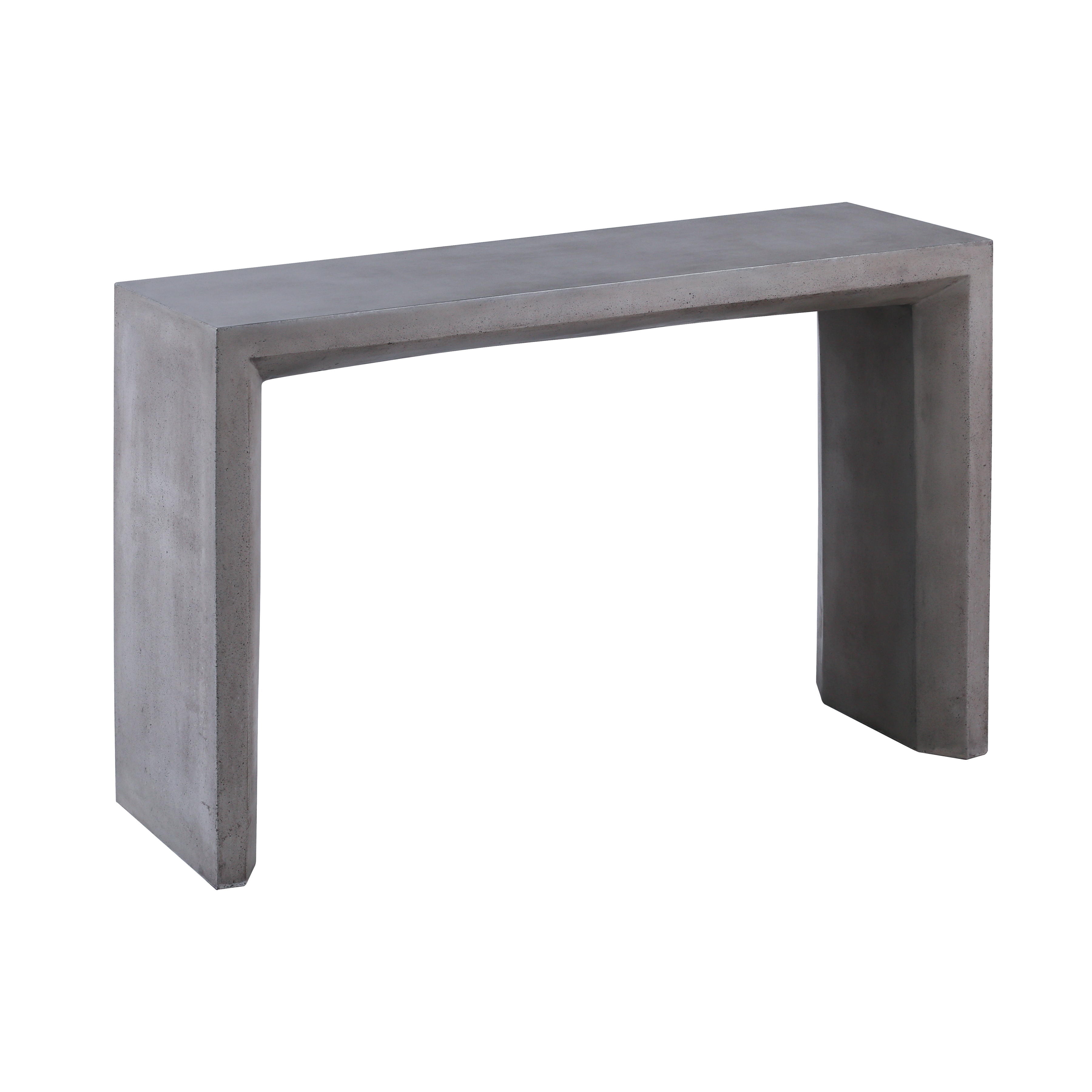Chamfer Console Table | Elk Home