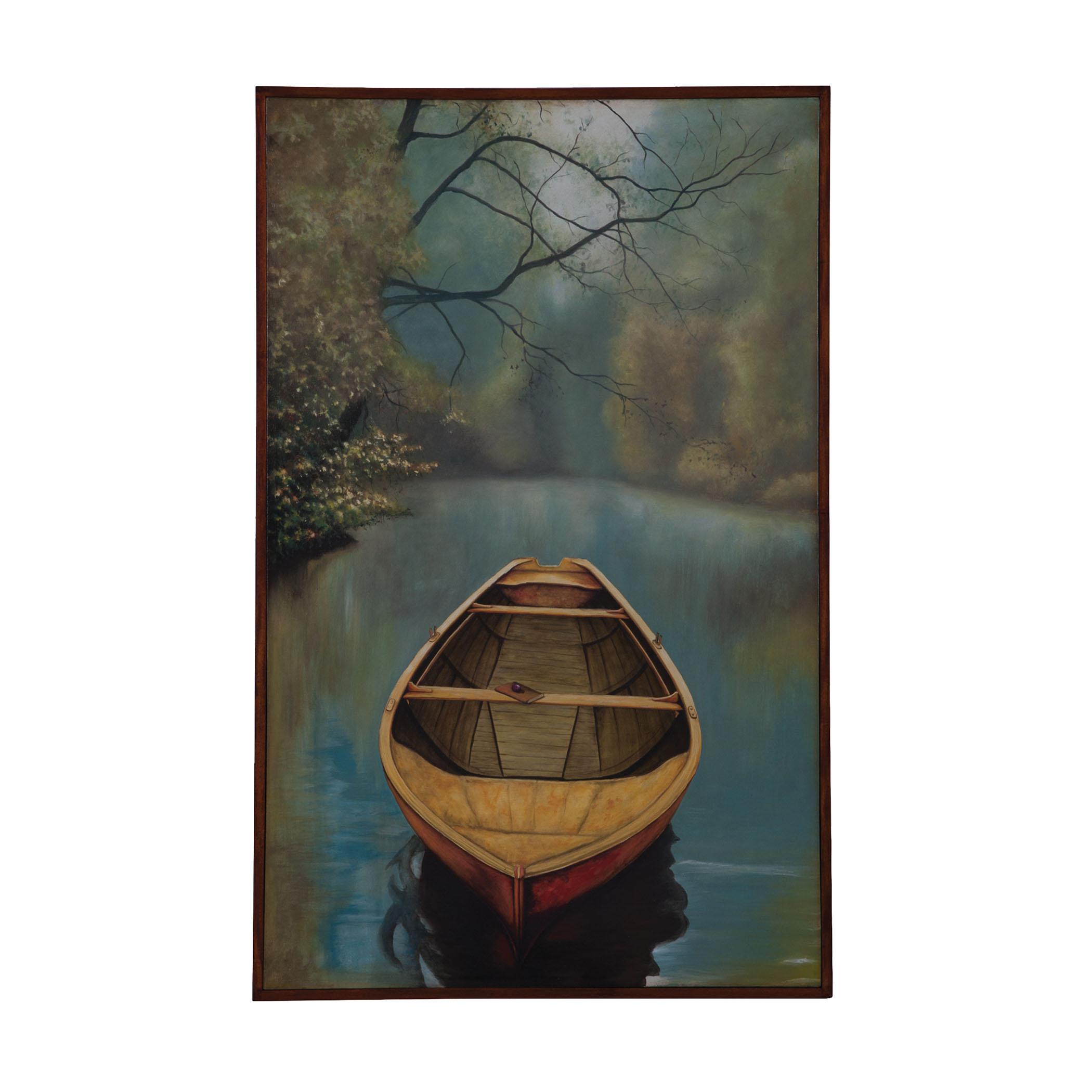 River Boat | Elk Home