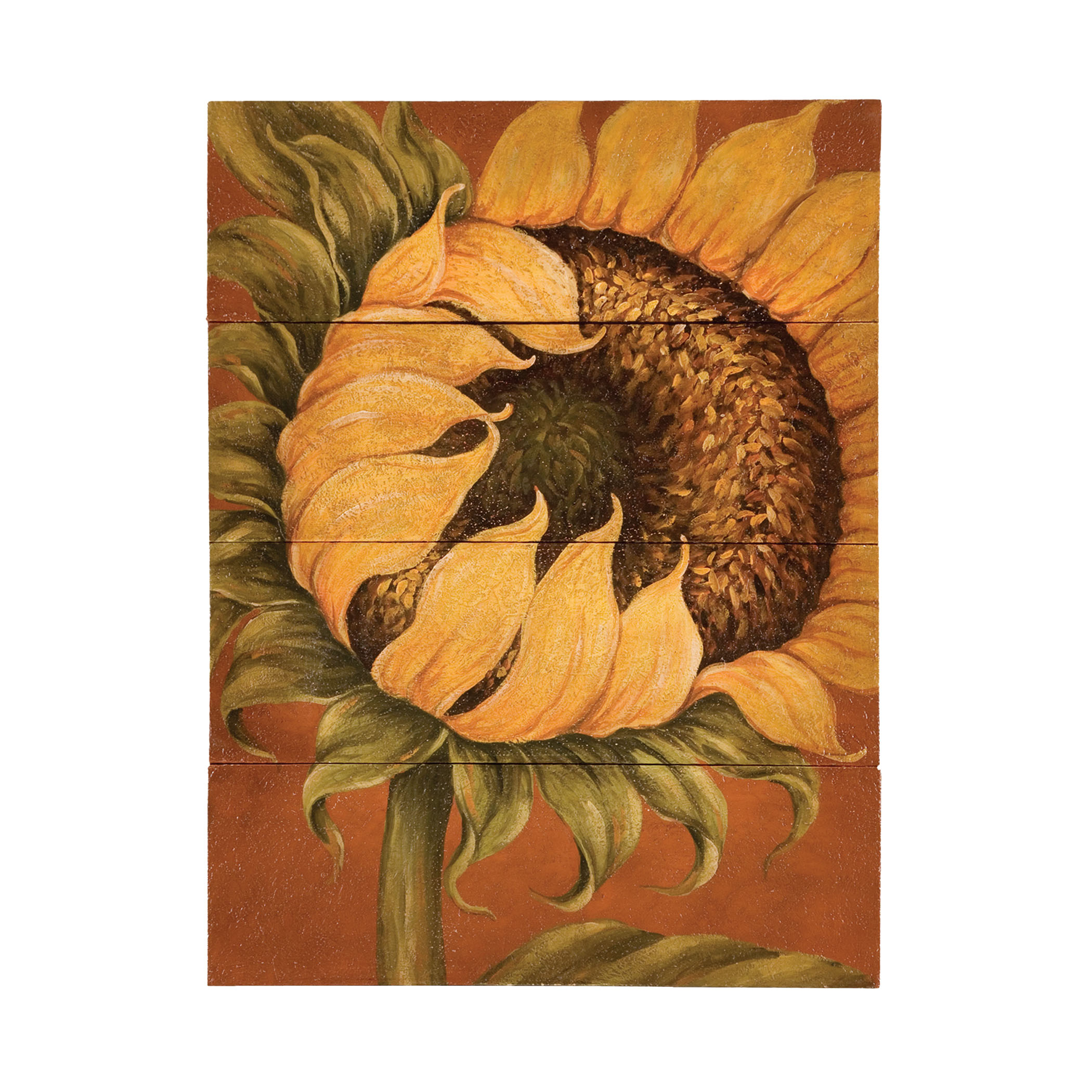 Tuscan Sunflower (4-Piece Set) | Elk Home