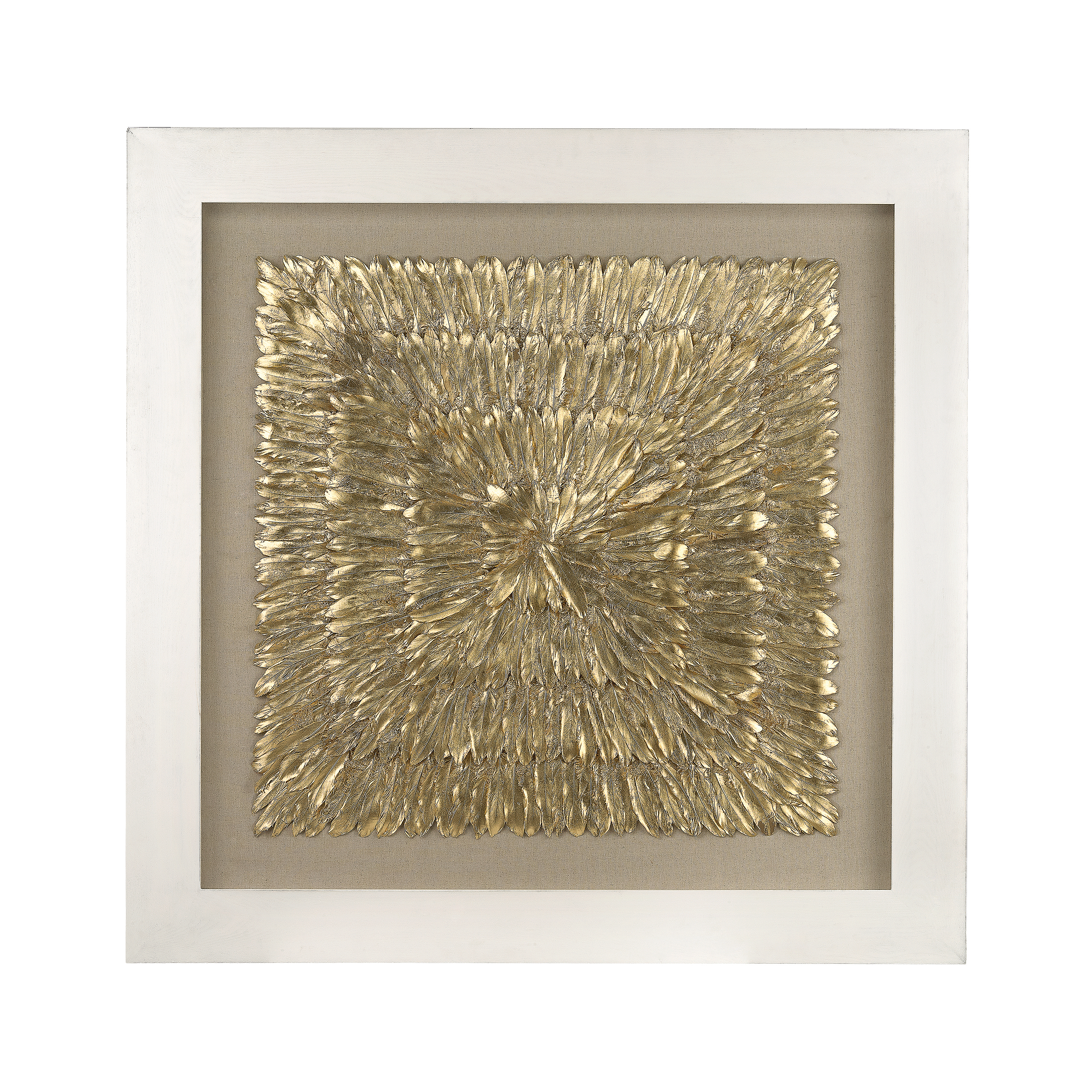Gold Feather Spaturral | Elk Home
