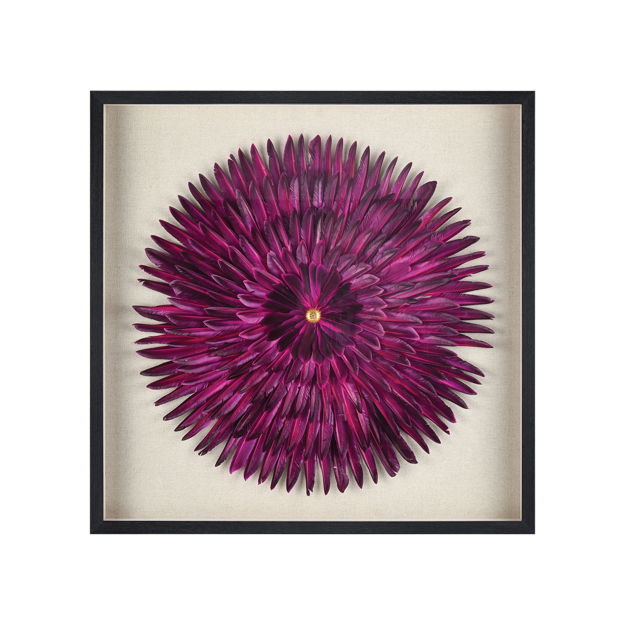 Violet Delights Wall Art | Elk Home