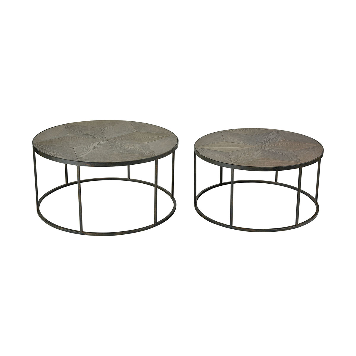 Circa Coffee Tables Set of 2 | Elk Home