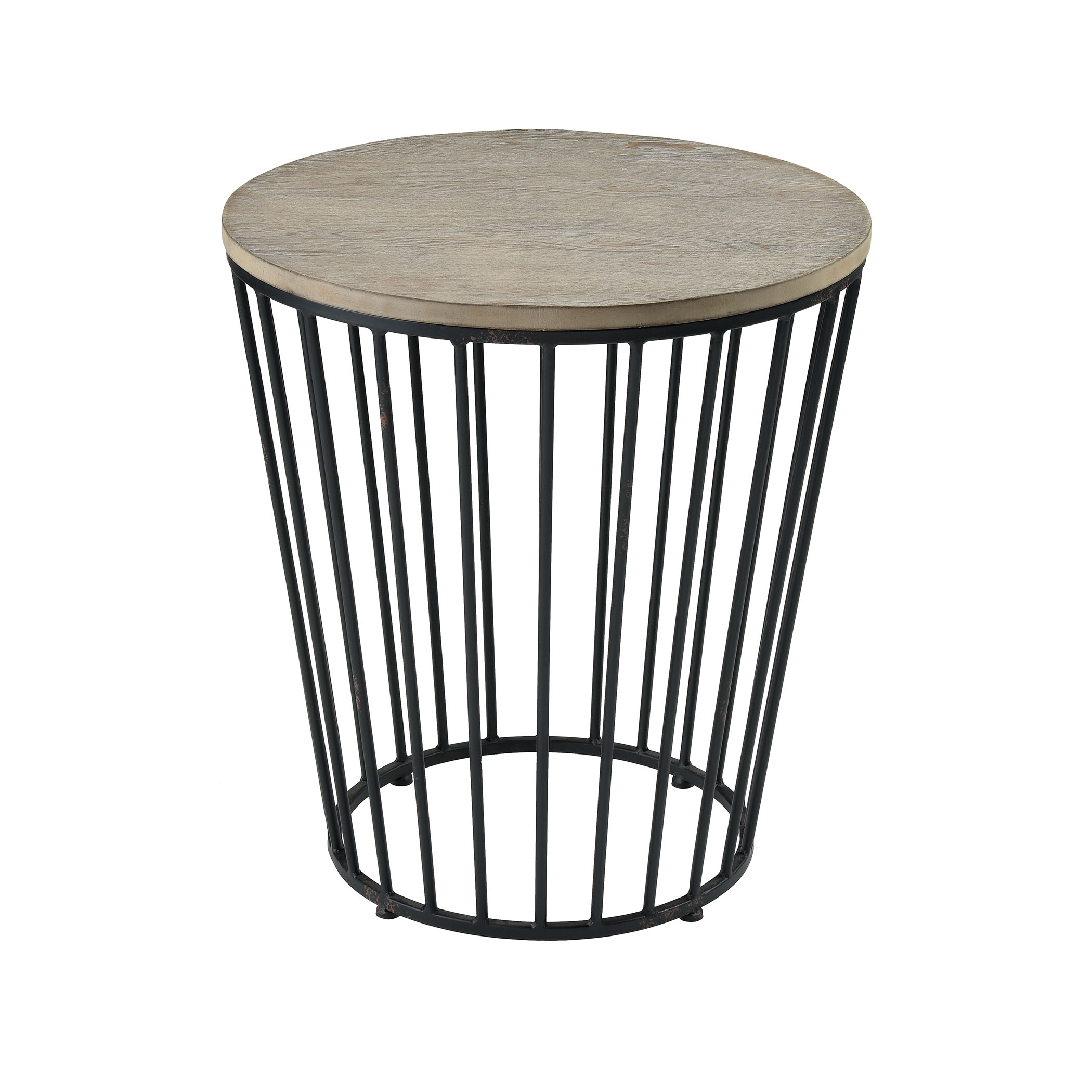 Oil Creek Accent Table | Elk Home