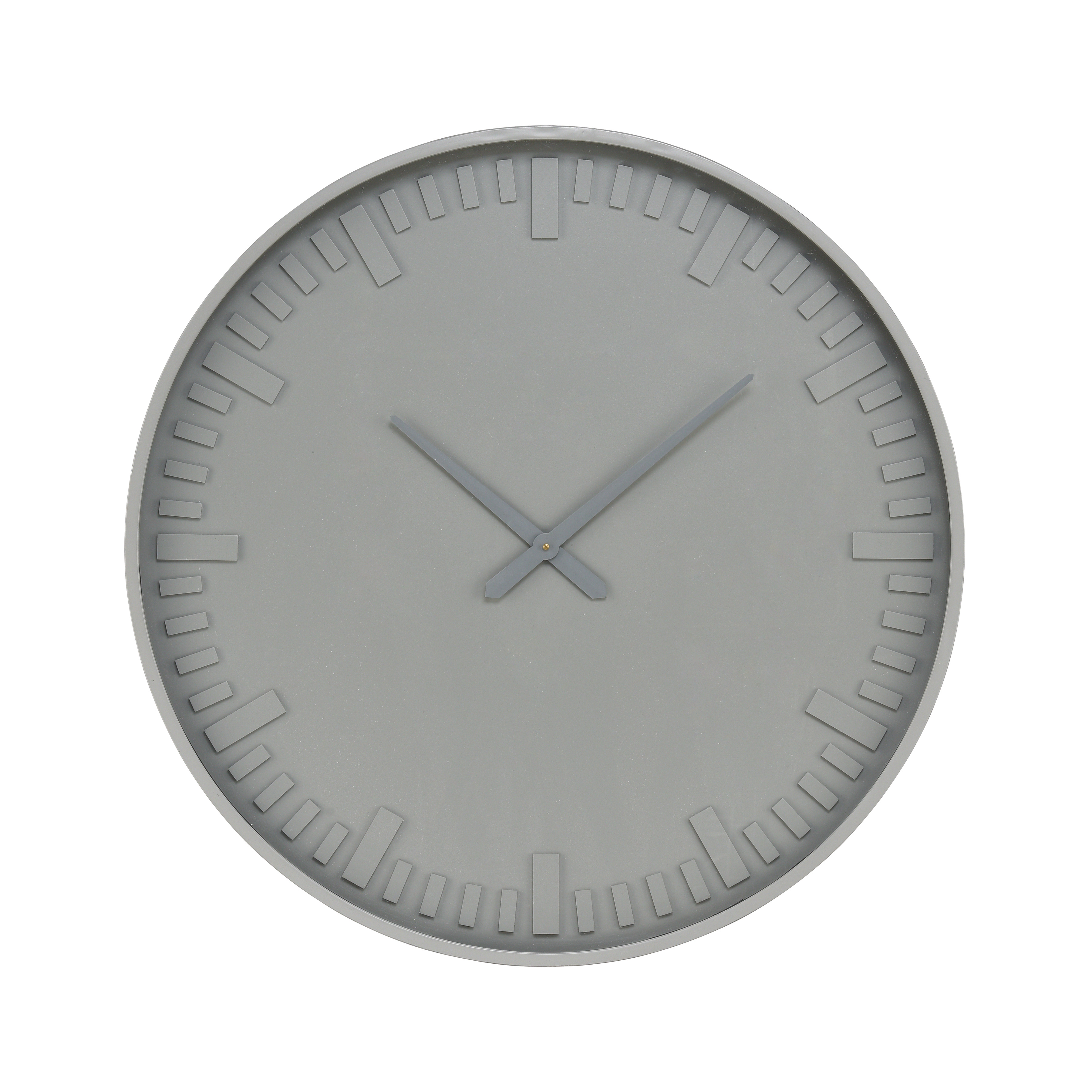 Marceau Wall Clock in Grey | Elk Home