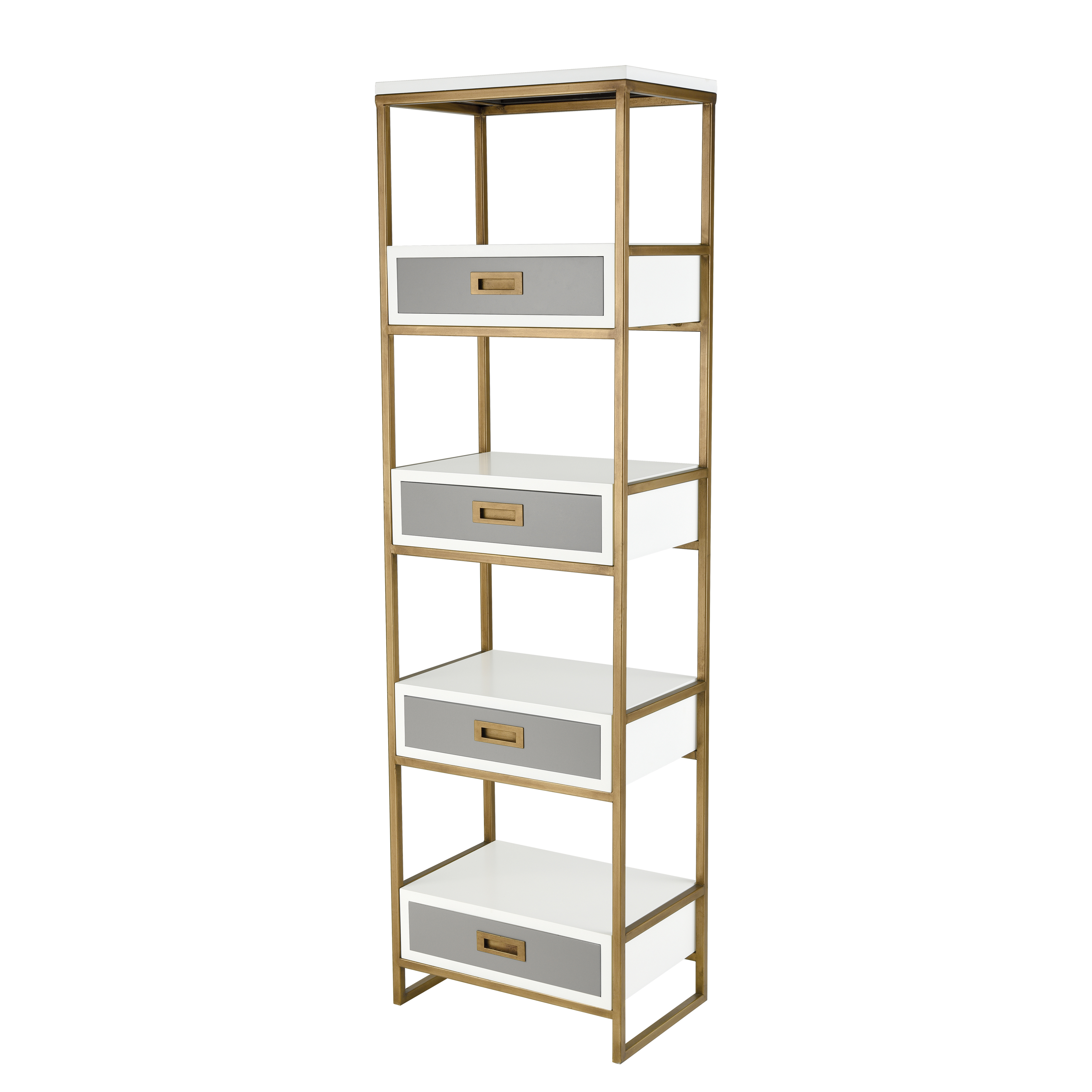 Olympus Shelving Unit | Elk Home