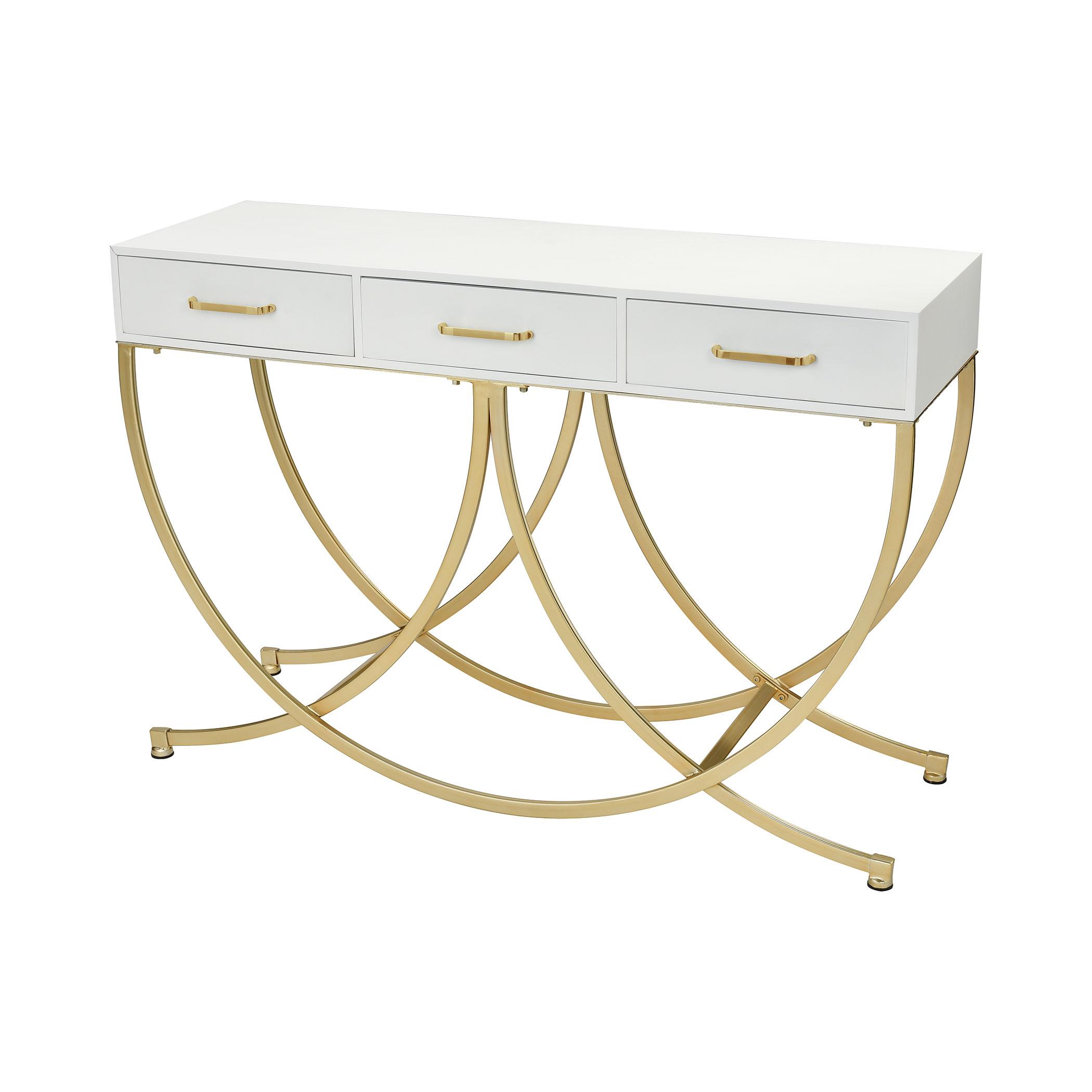 Slung Console Table | Elk Home