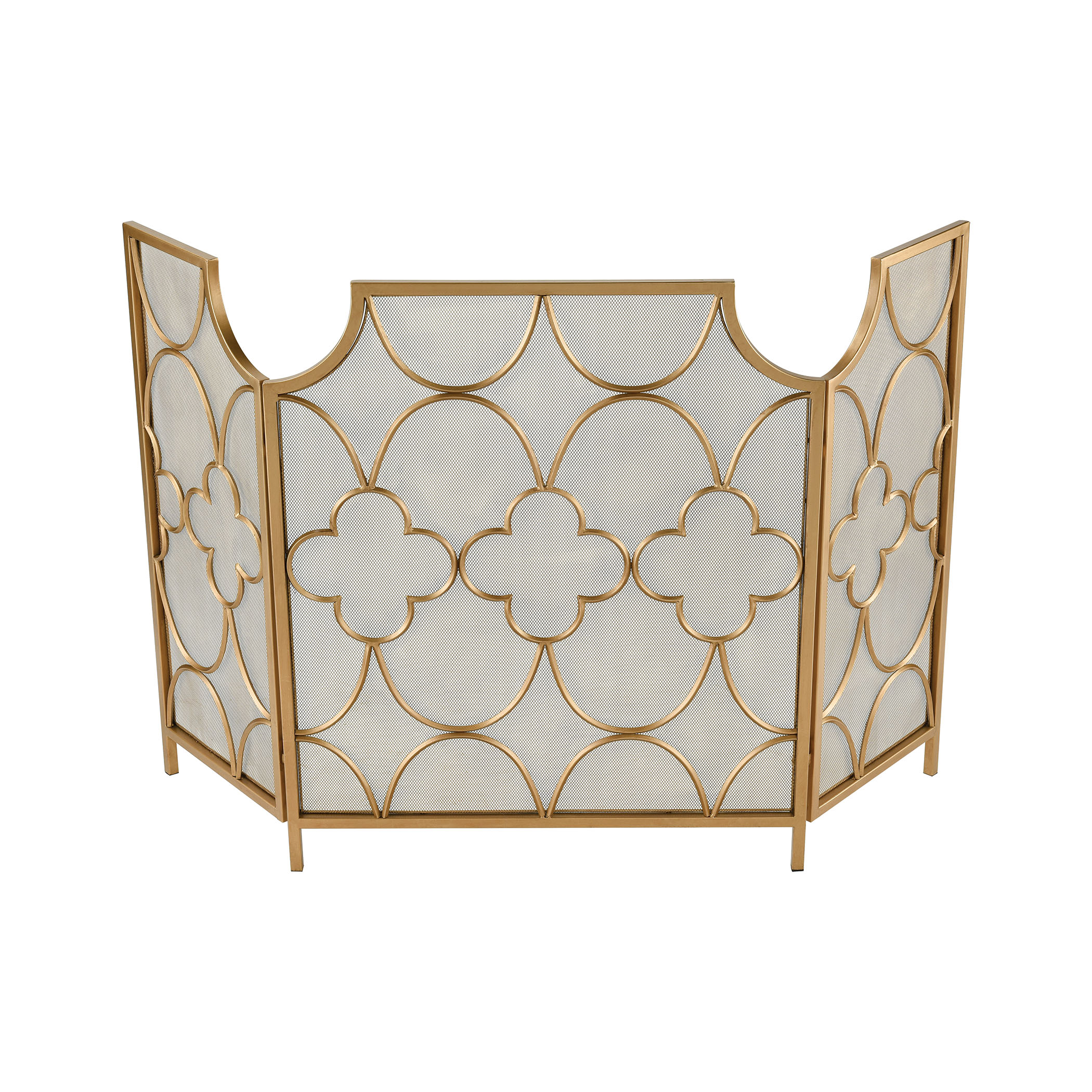 Three Magi Fireplace Screen | Elk Home