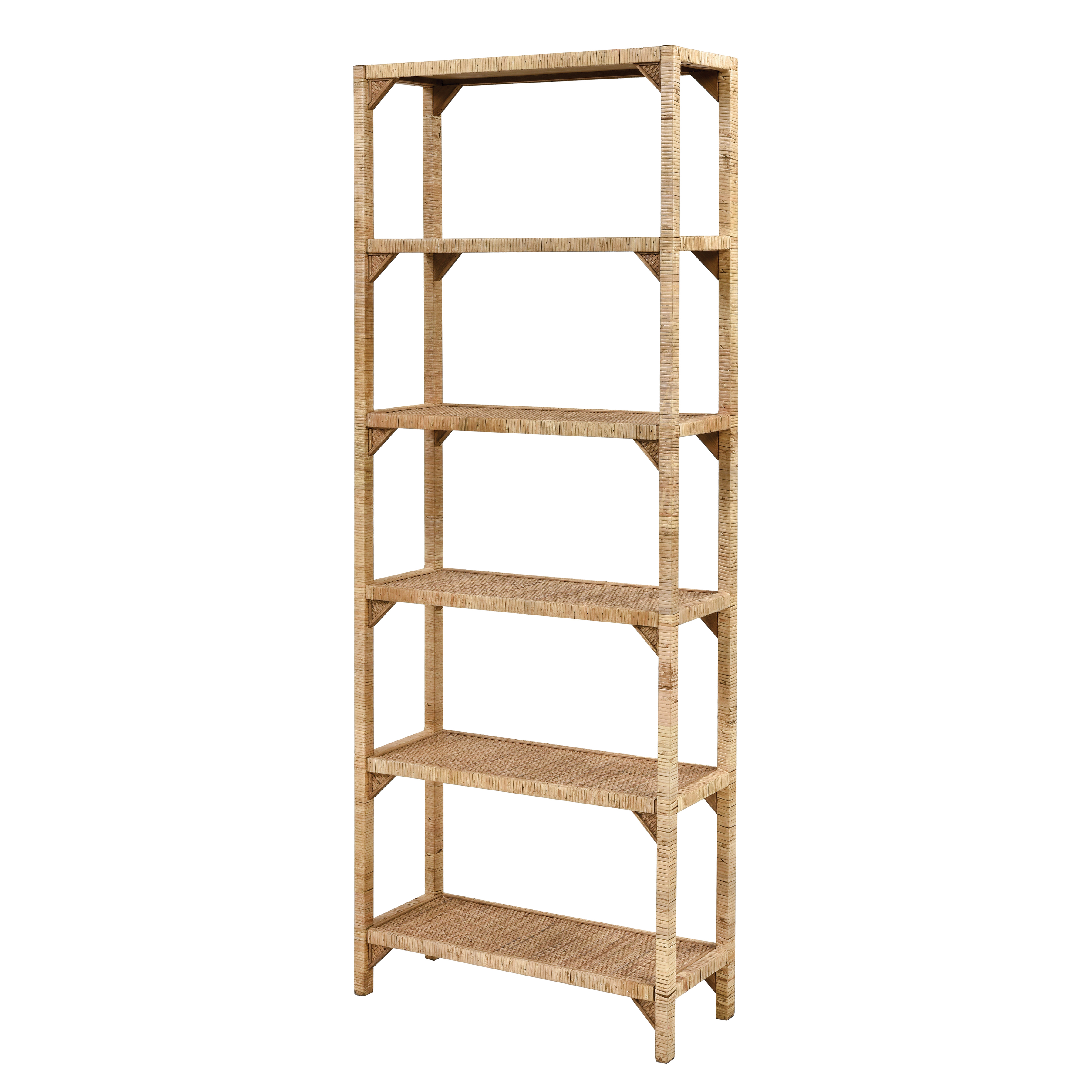 Fargesia Bookcase | Elk Home