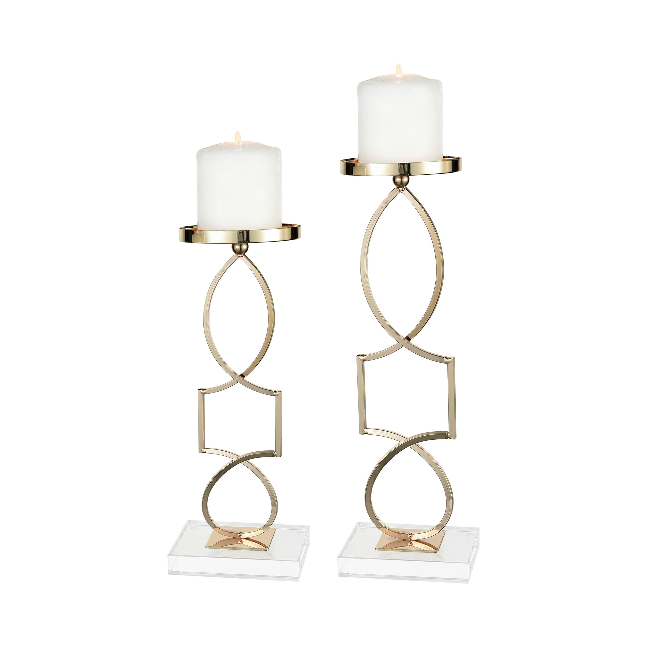 Grand Palais Candle Holders | Elk Home