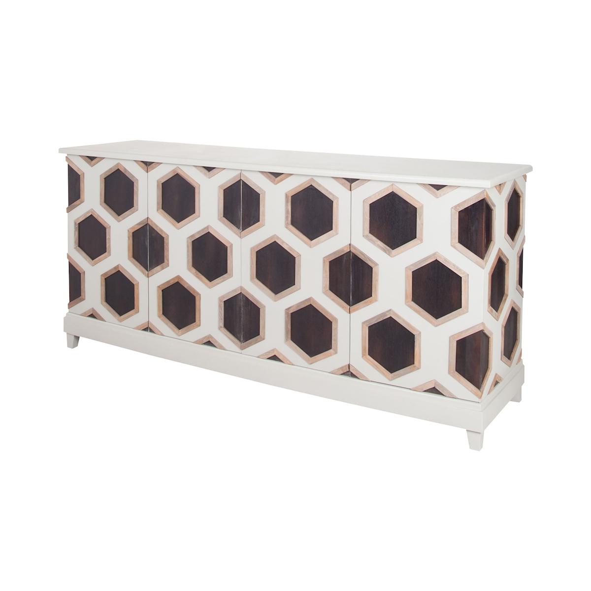 Honeycomb Credenza | Elk Home