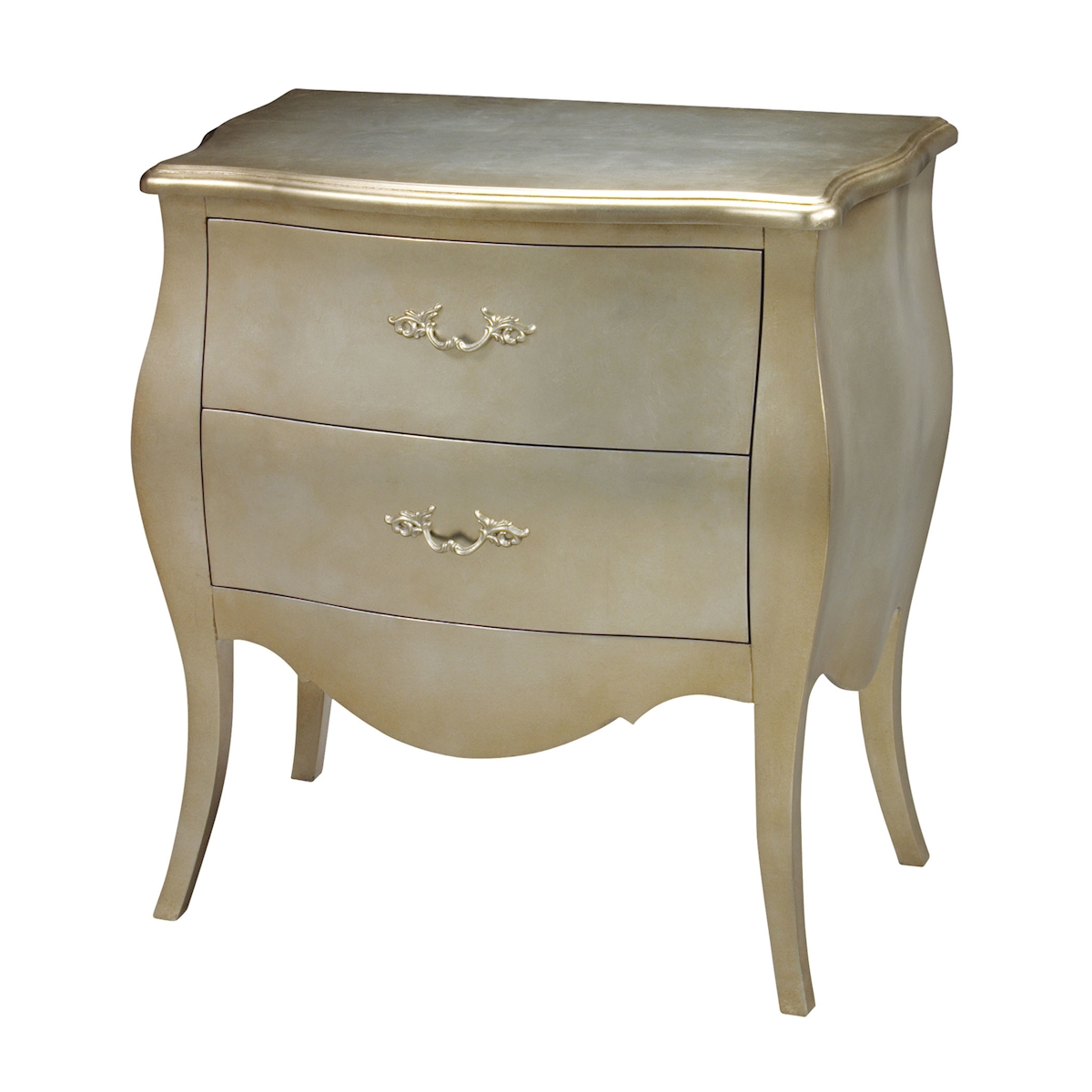 Romana Bowfront Chest | Elk Home