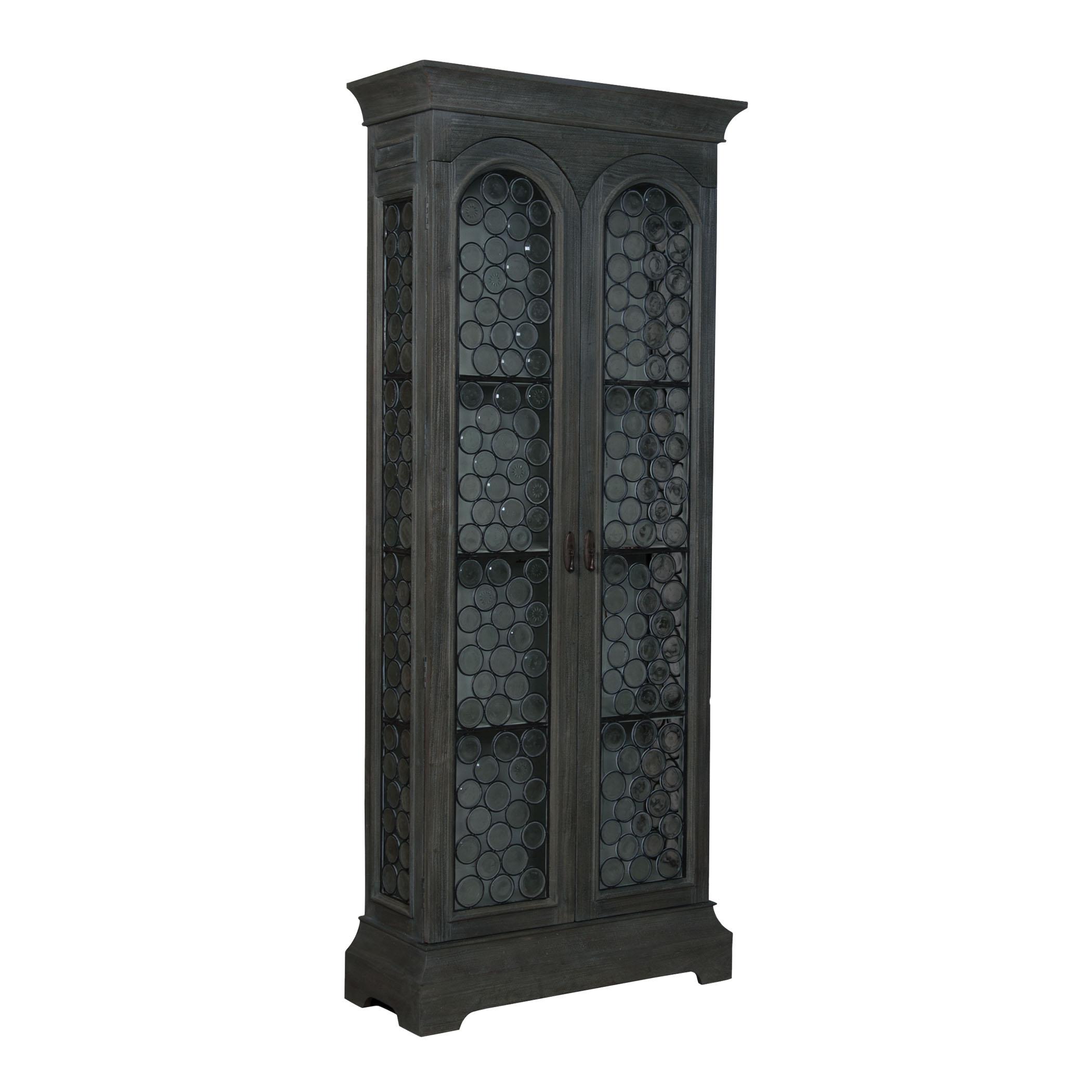 Winston Cottage 2-Door Display Cabinet | Elk Home