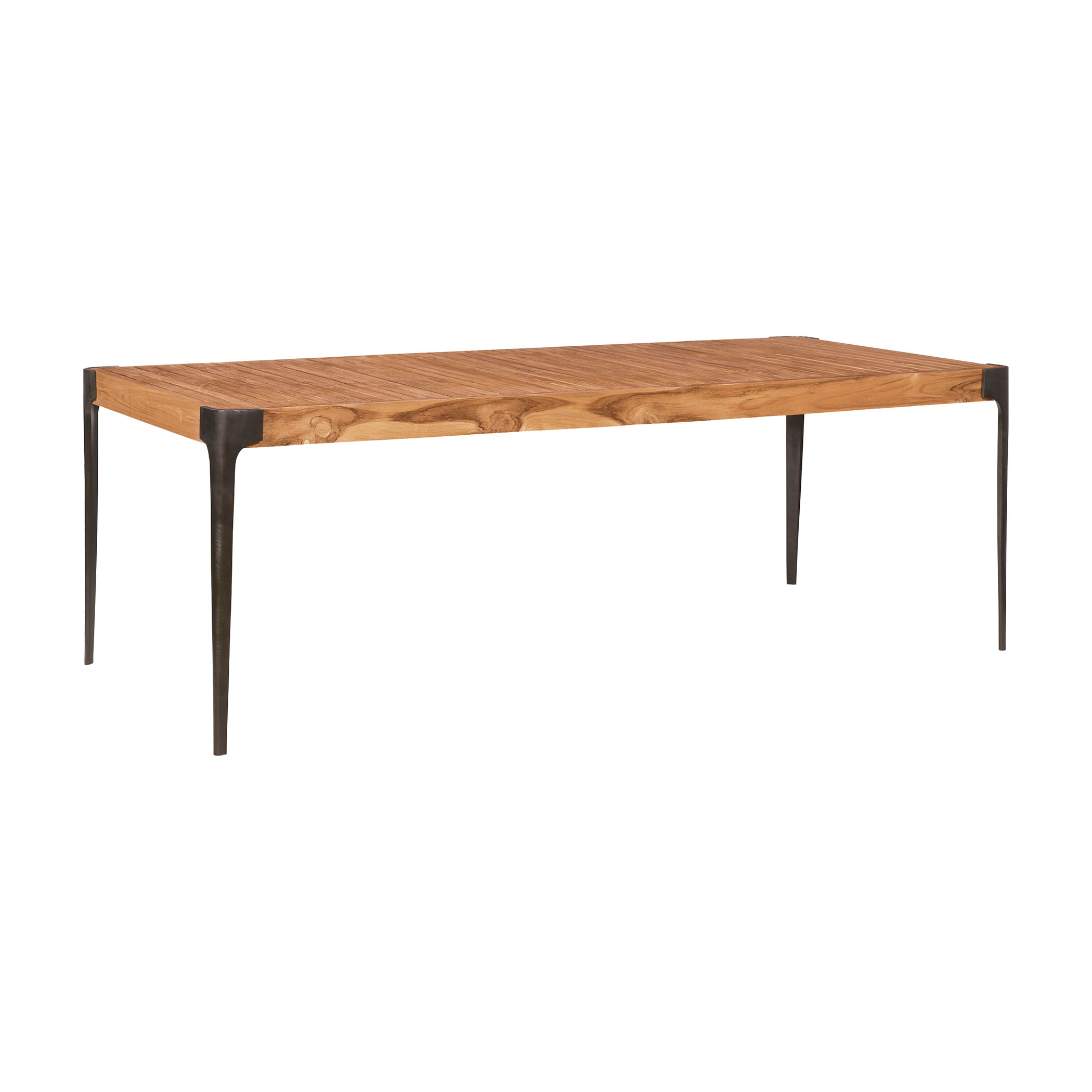 Teak Veranda Dining Table | Elk Home