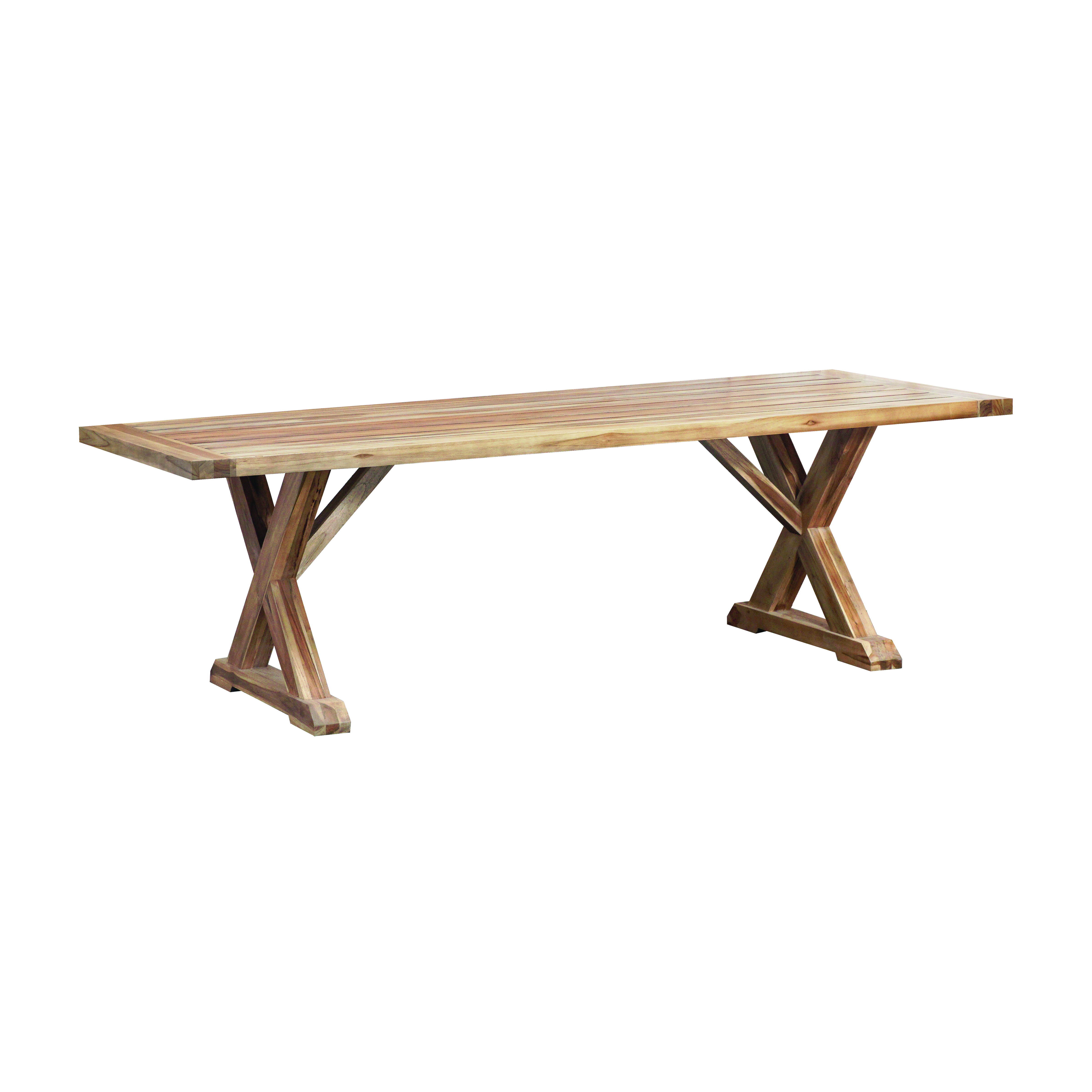 The Grove Indoor/Outdoor Trestle Table | Elk Home