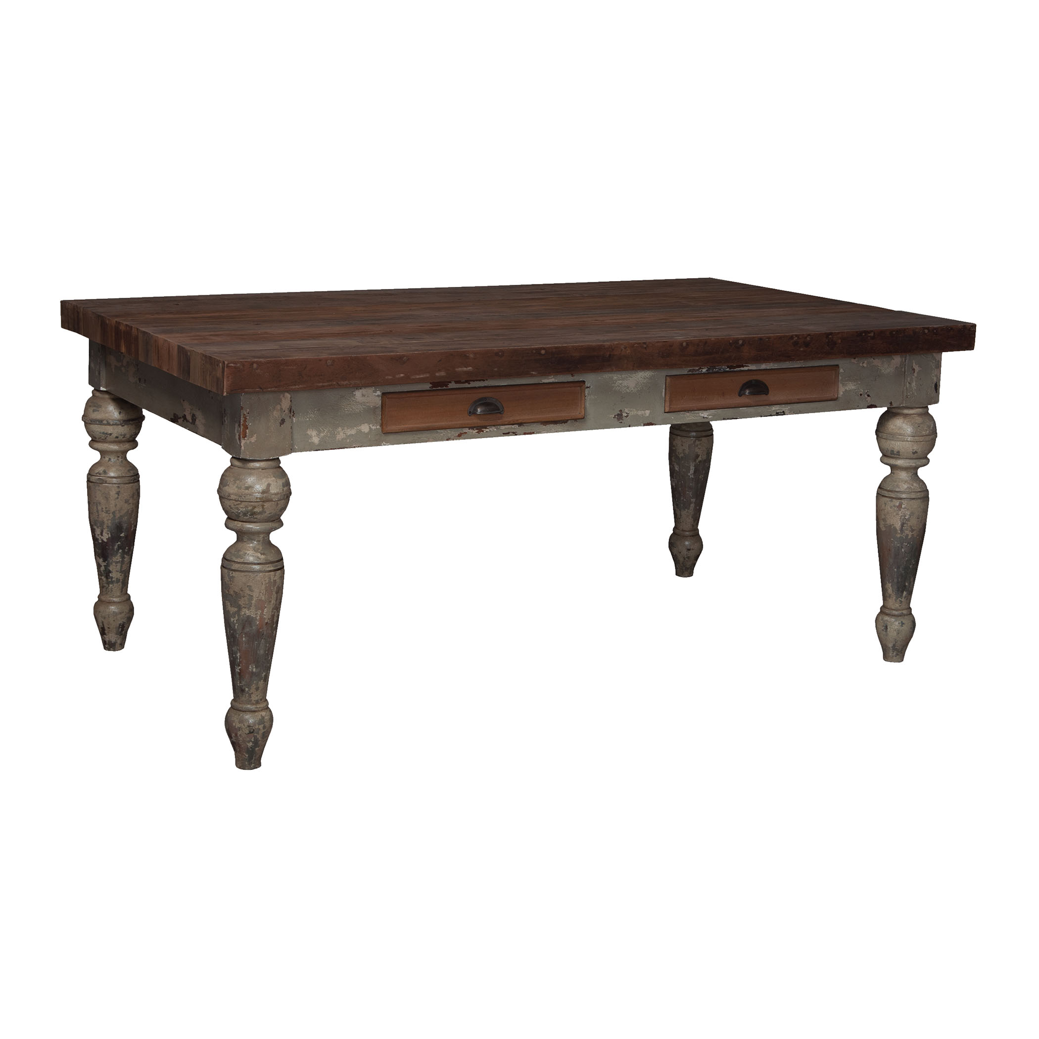 Farmhouse 72-Inch Dining Table | Elk Home