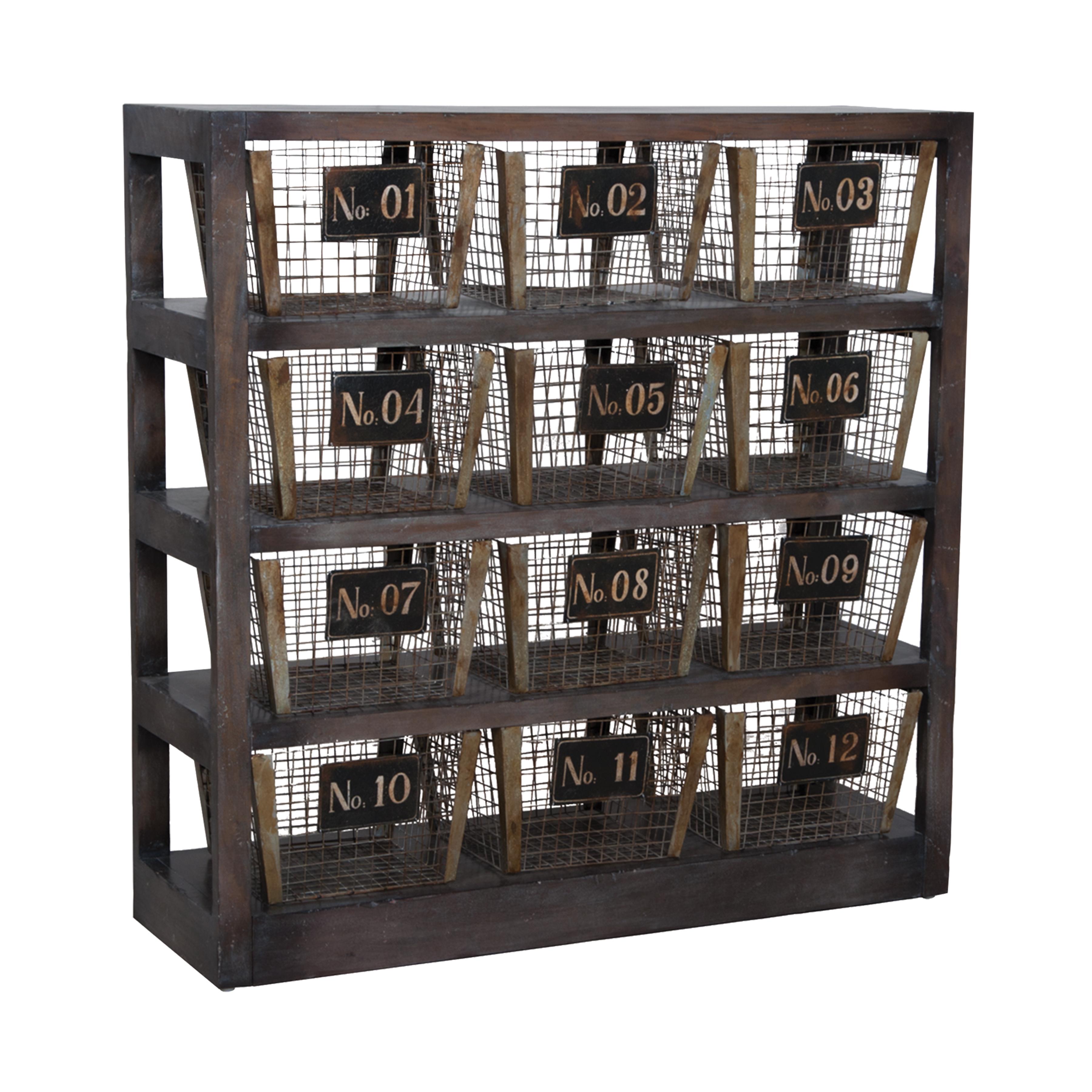 Basket Shelves | Elk Home