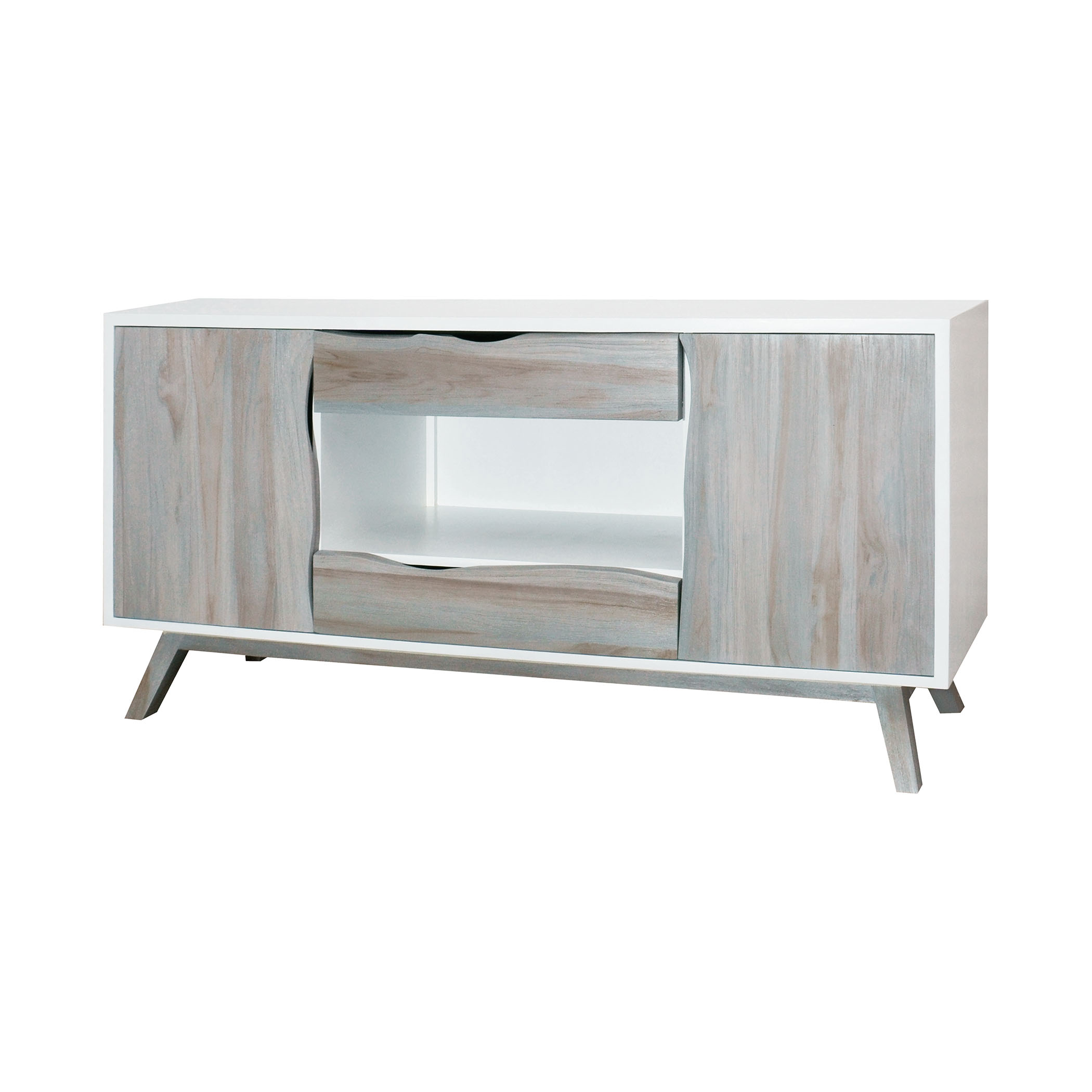 Urban Woods 2-Door 2-Drawer Credenza | Elk Home