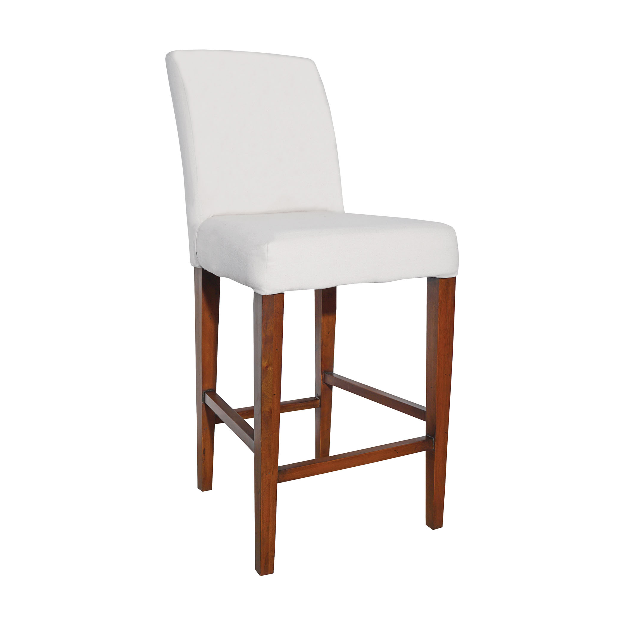 Couture Covers Parsons Bar Stool in New Signature Stain | Elk Home