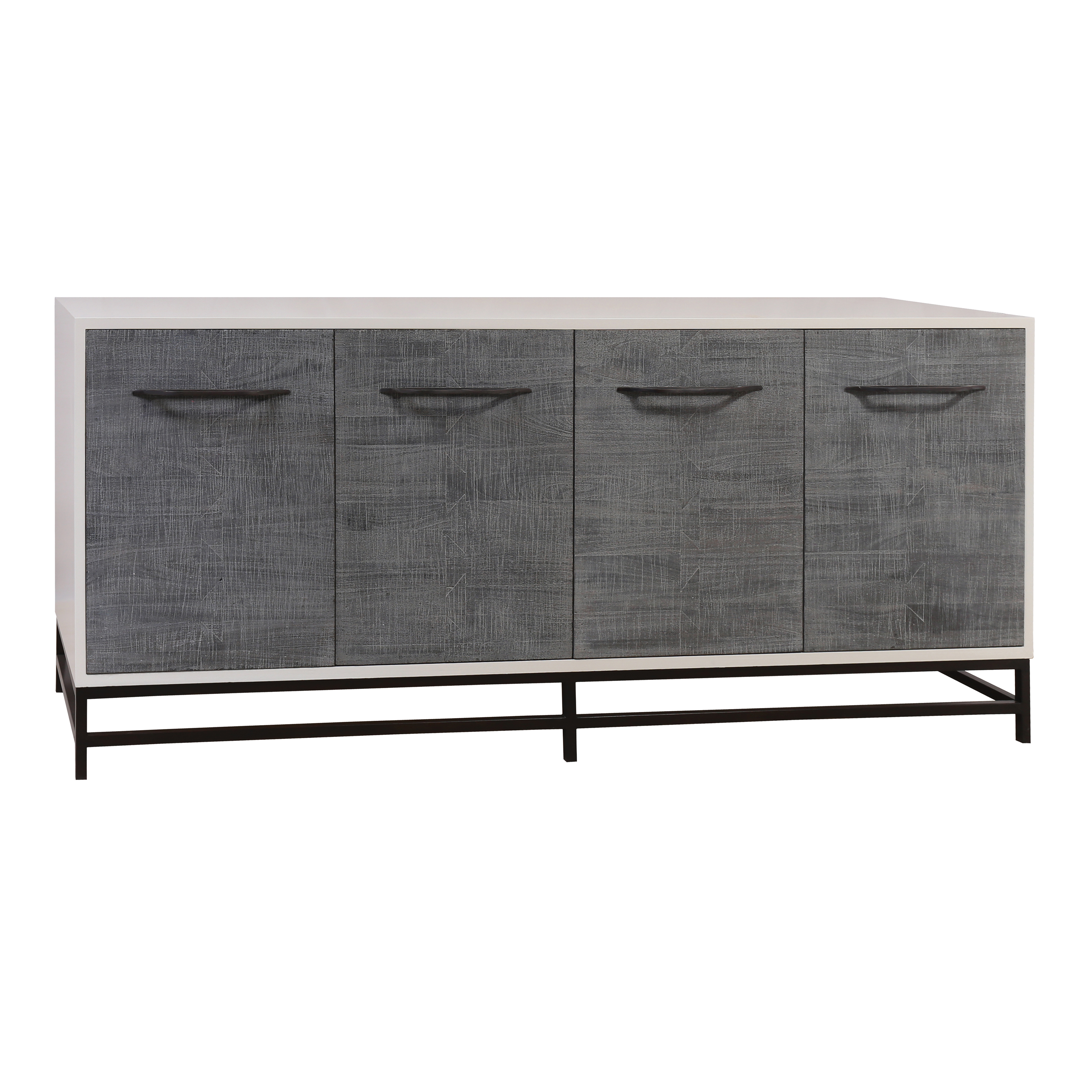 Dovetail 4-Door Cabinet | Elk Home