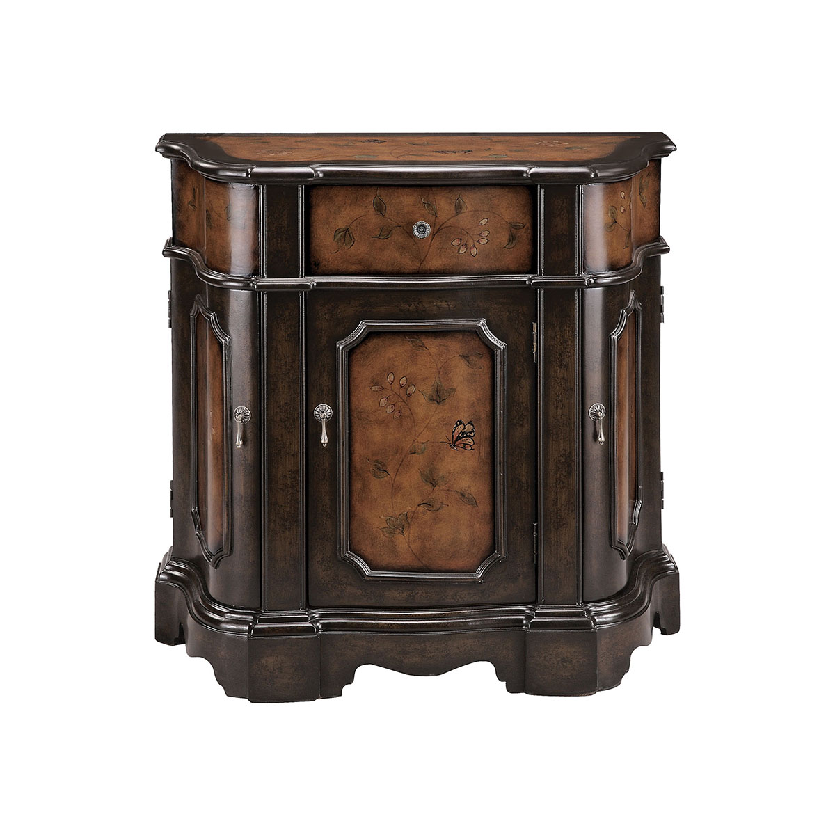 Stein World Autumn 3-Door 1-Drawer Cabinet