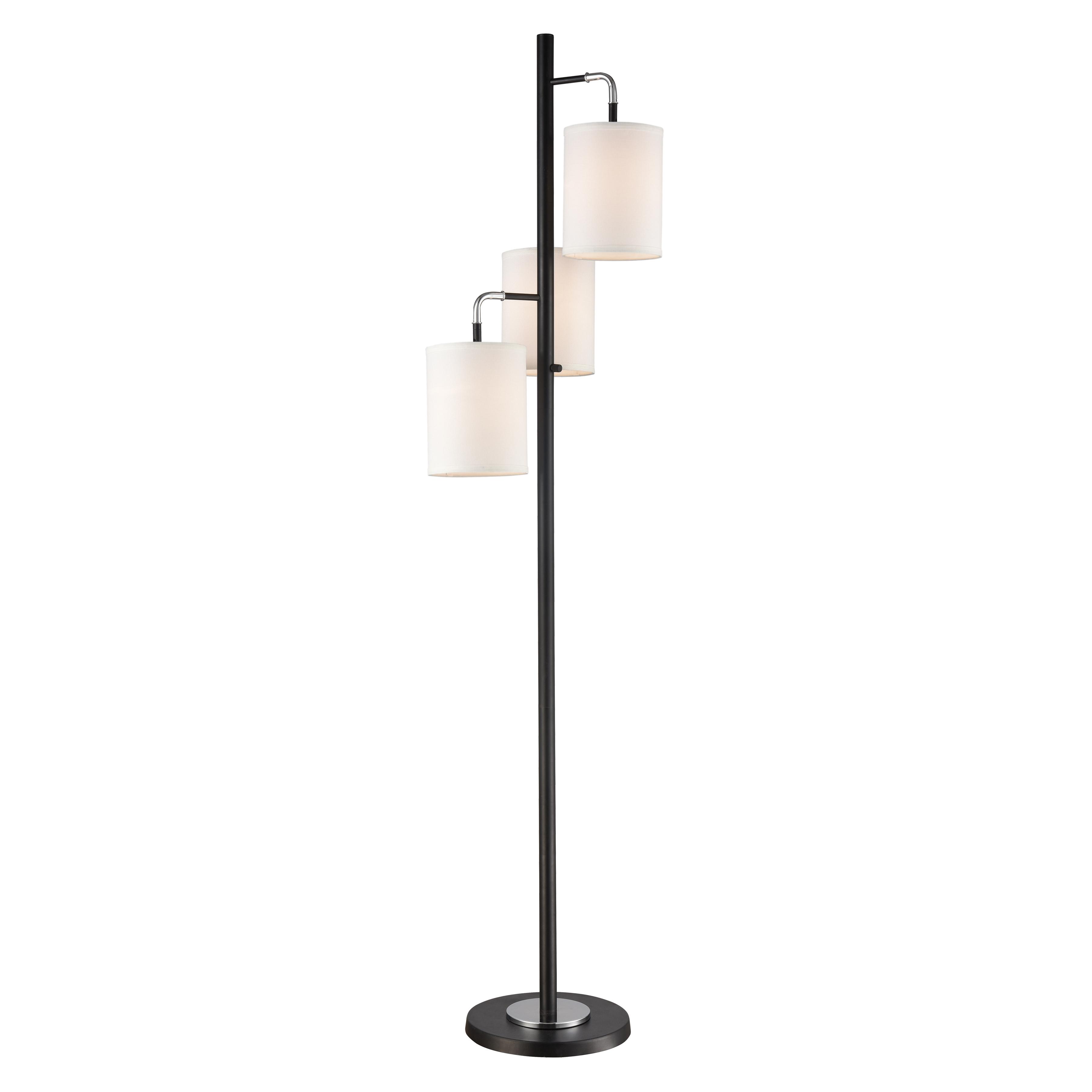 Stein World Uprising 3-Light Floor Lamp