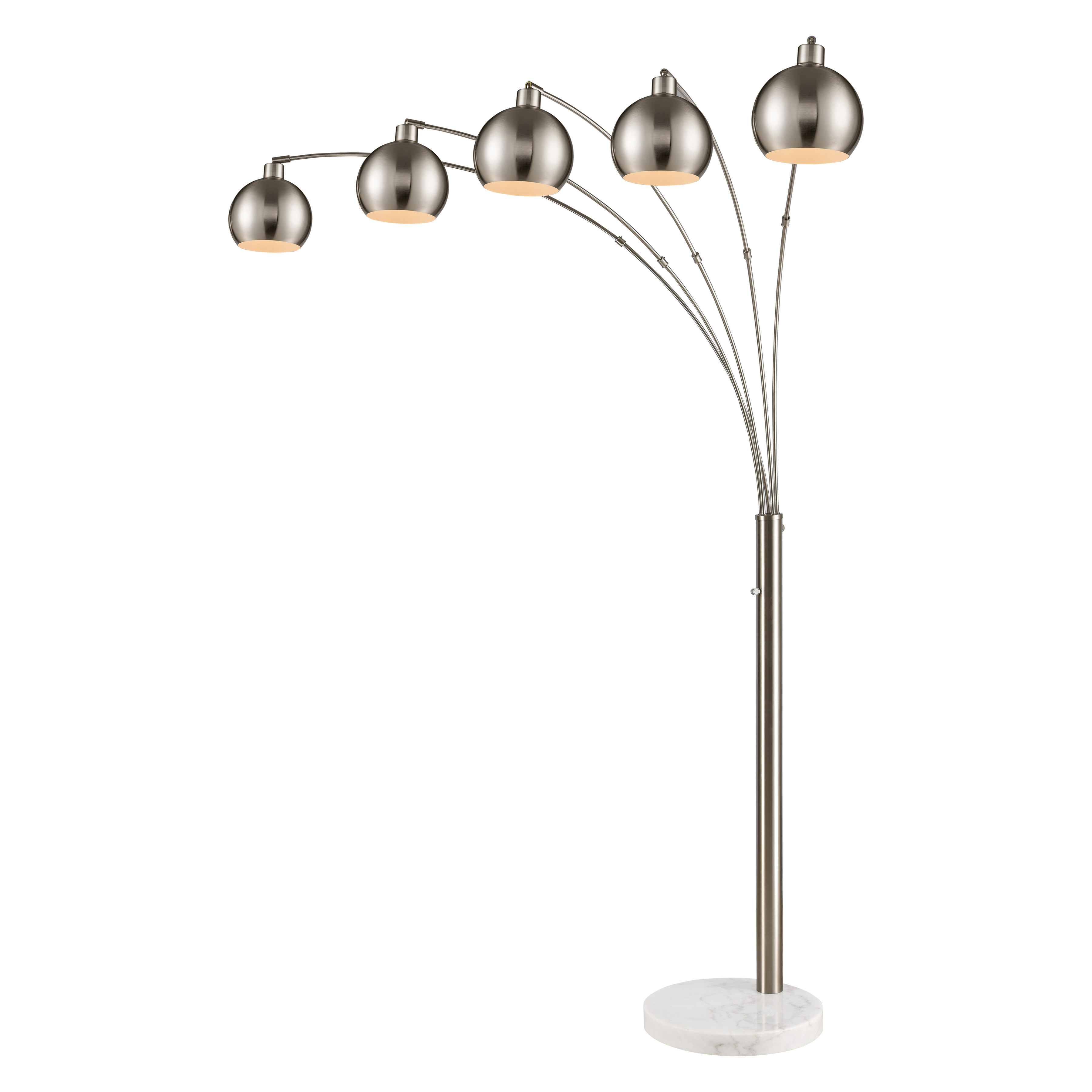 Stein World Peterborough 5-Light Floor Lamp