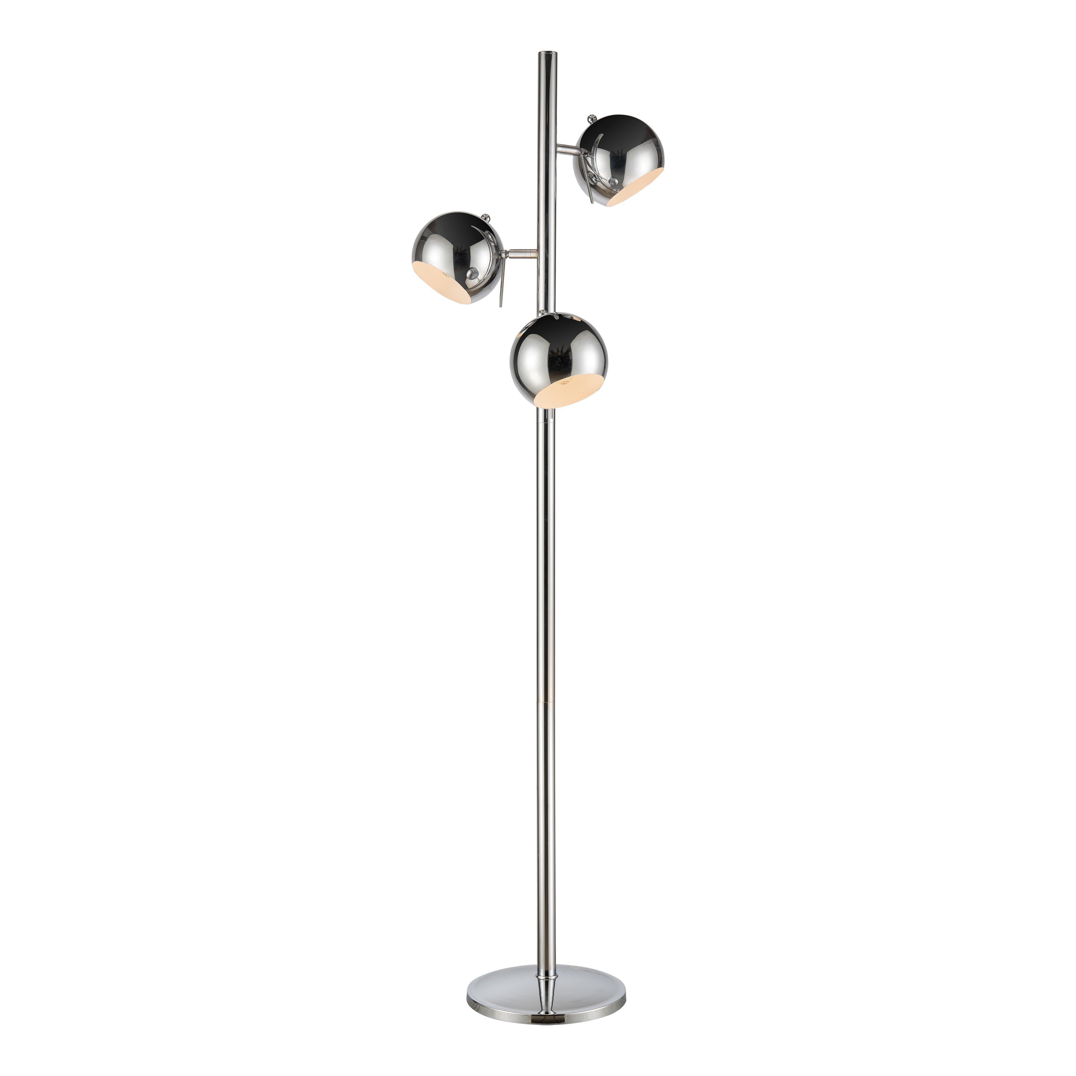 Stein World Meri 3-Light Floor Lamp