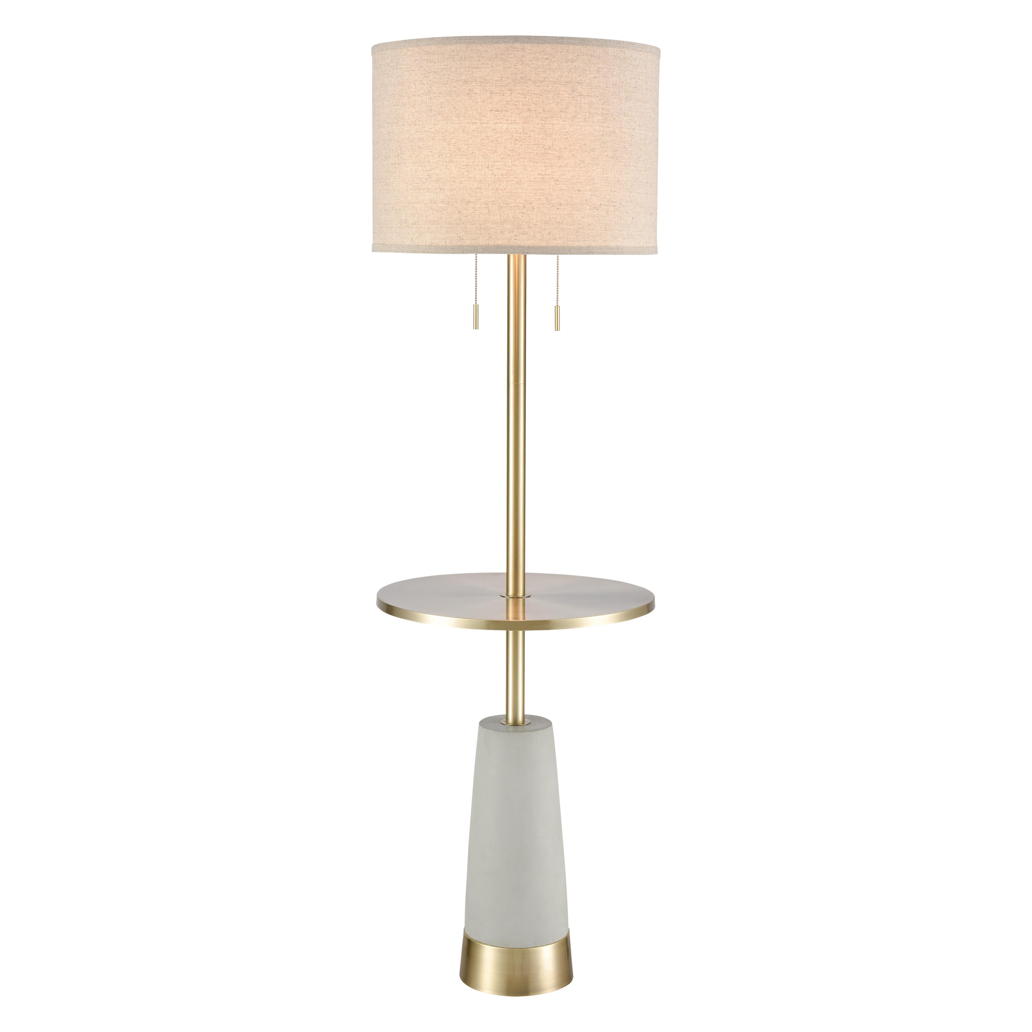 Stein World Below the Surface 2-Light Floor Lamp