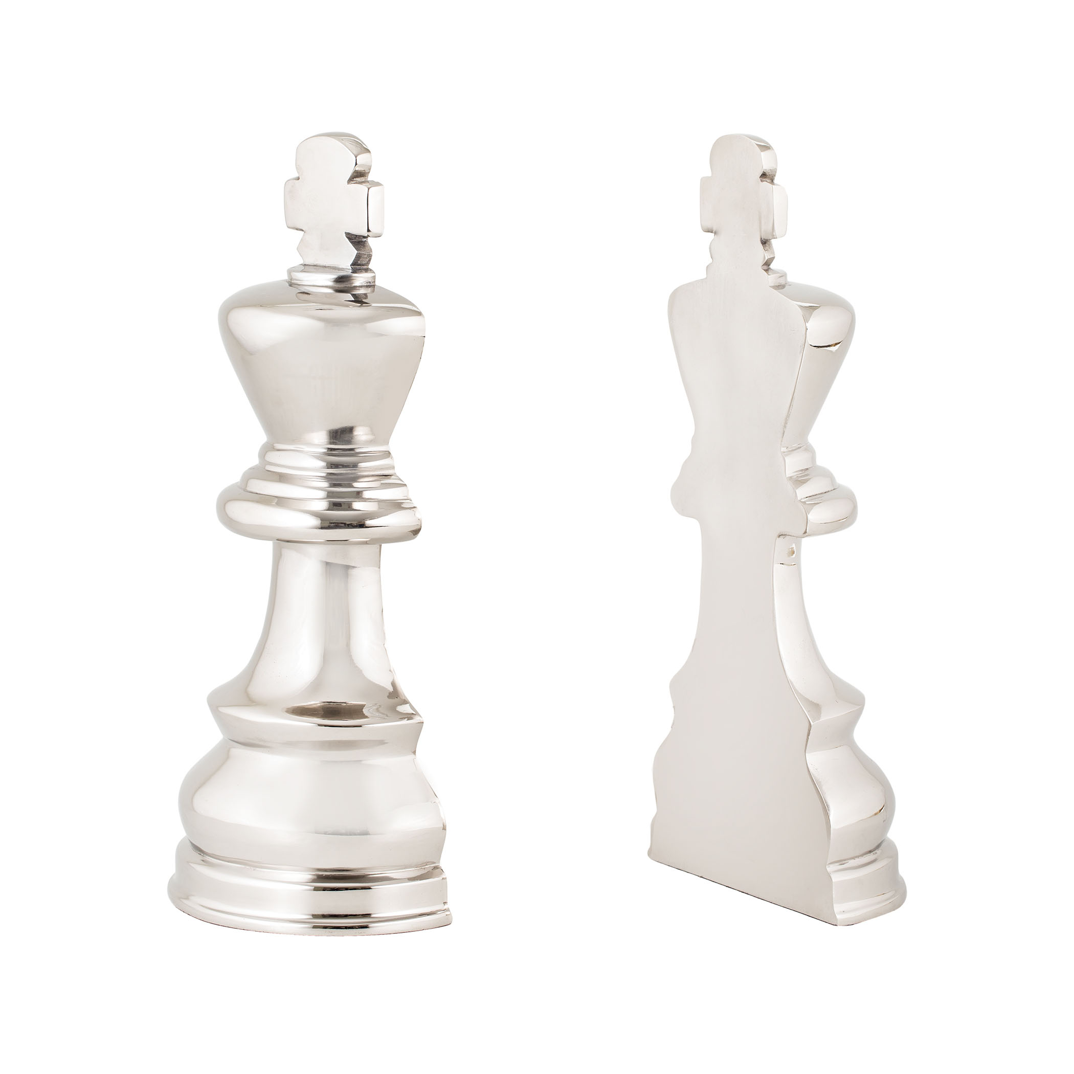 Chess Piece Bookends (Pair) | Elk Home