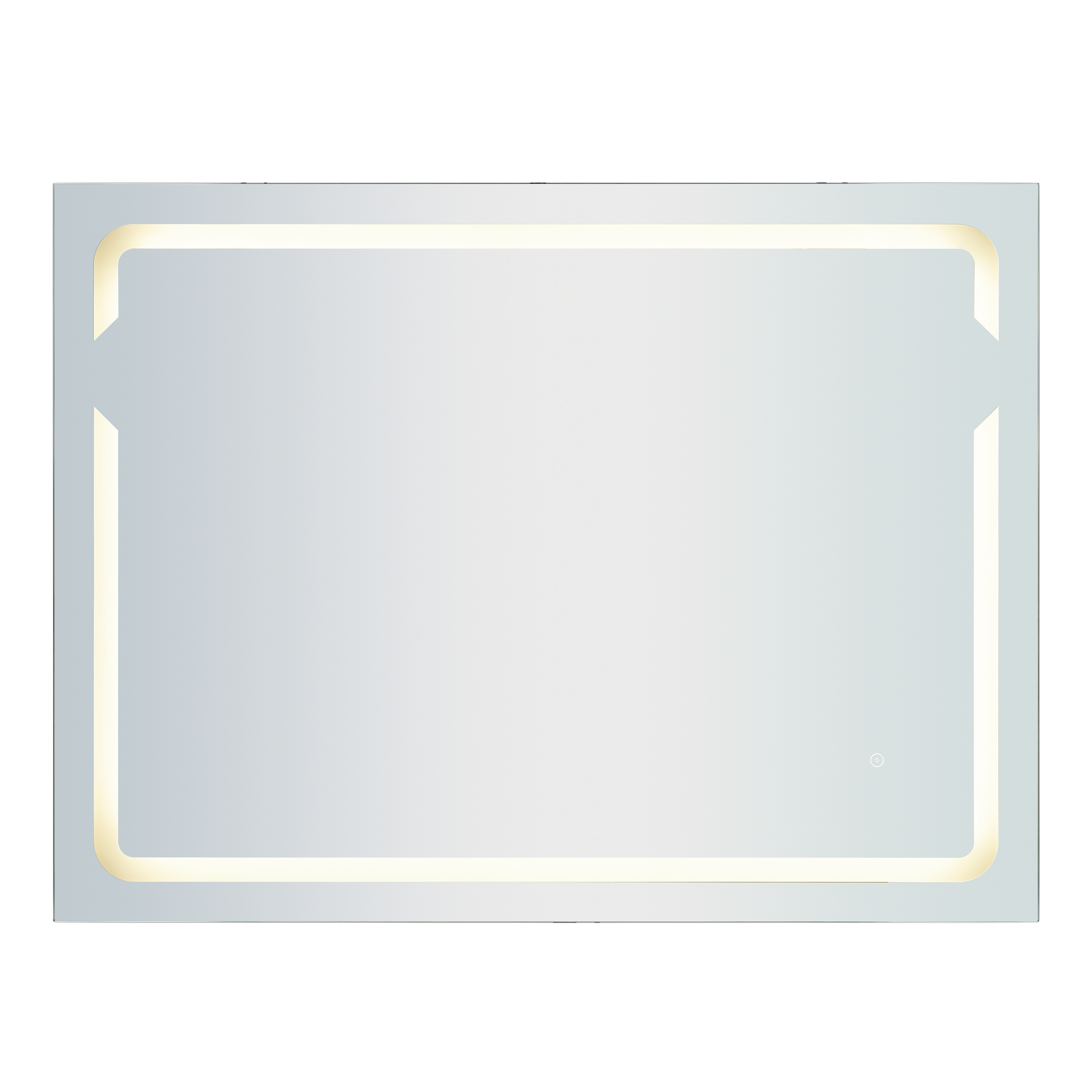 48X36-Inch LED Mirror | Elk Home