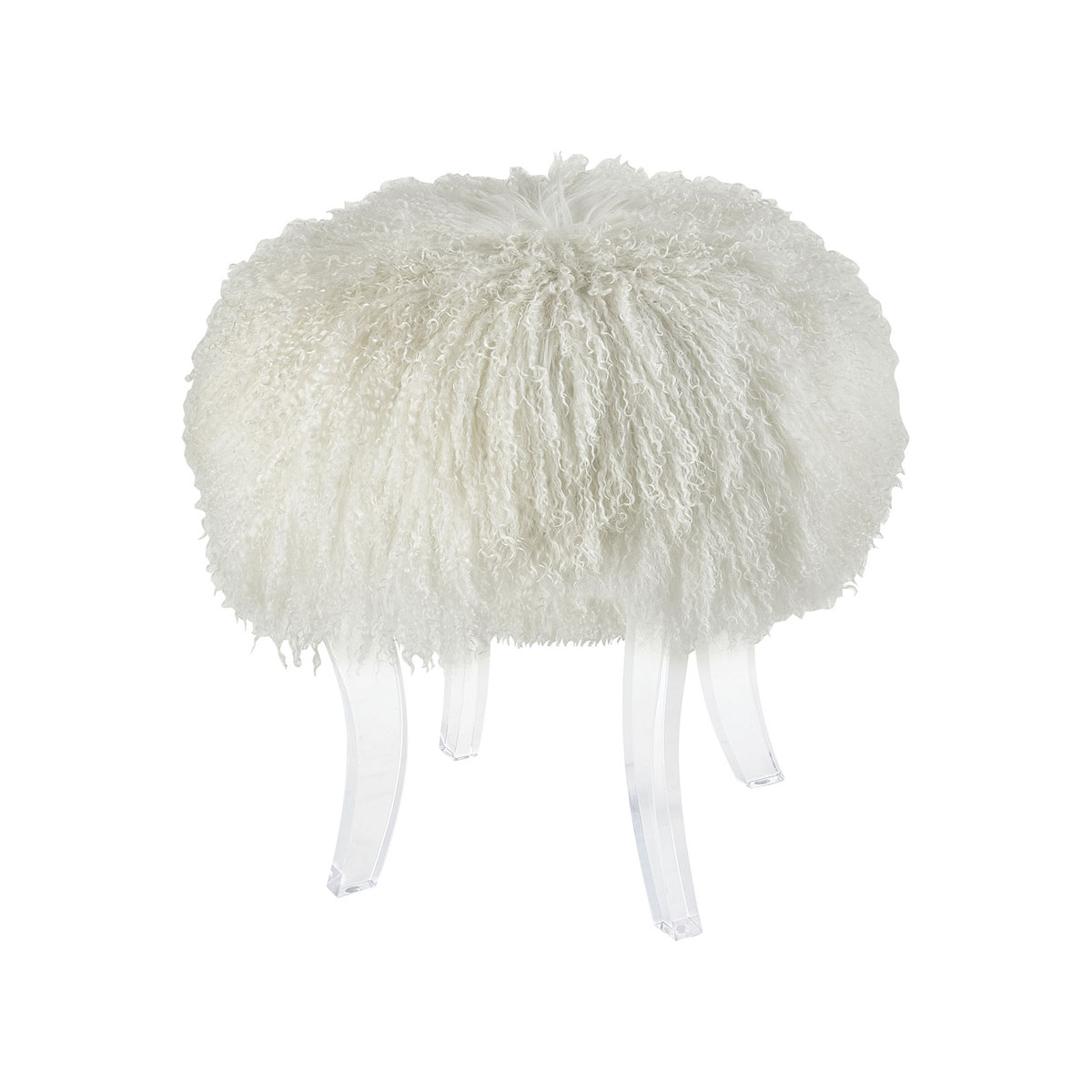 Hair Apparent Stool 3169-063 | ELK Home
