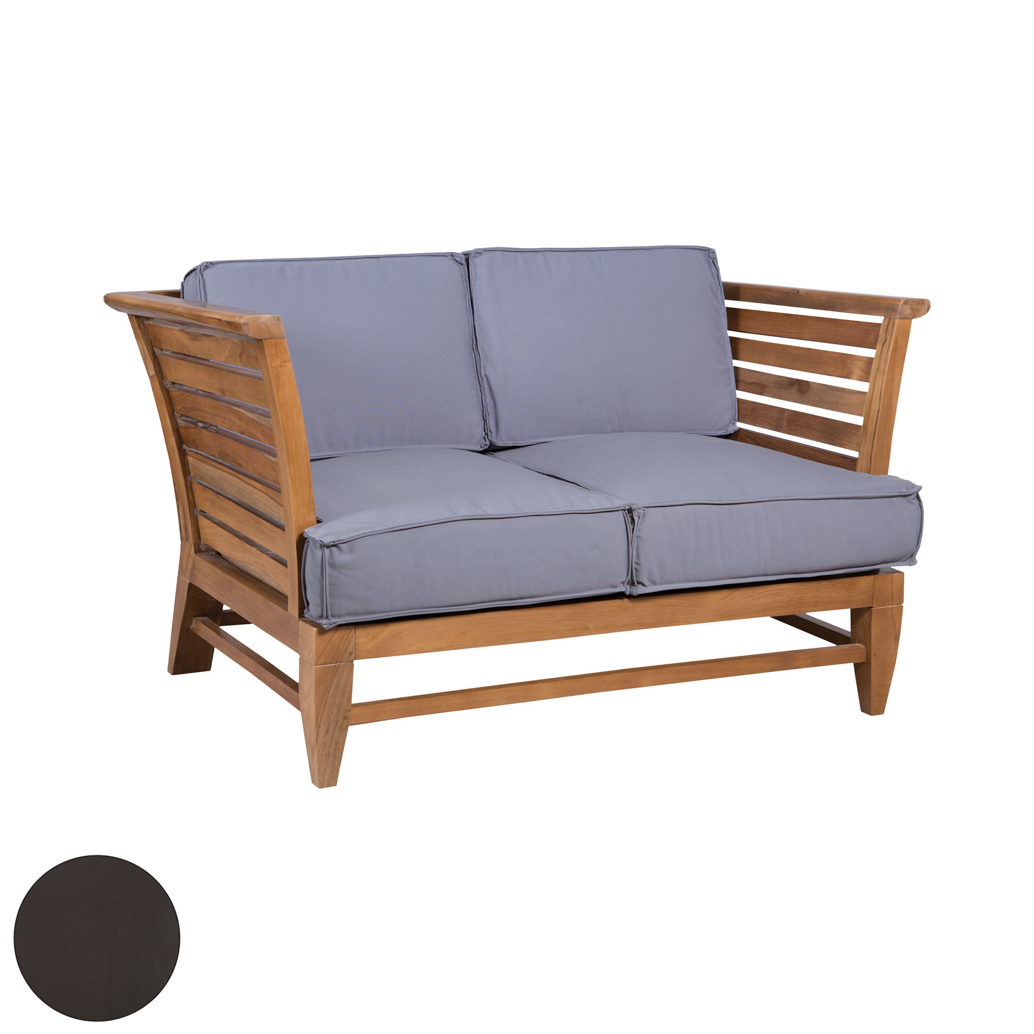 Galveston Pier Love Seat 6517502AS | ELK Home