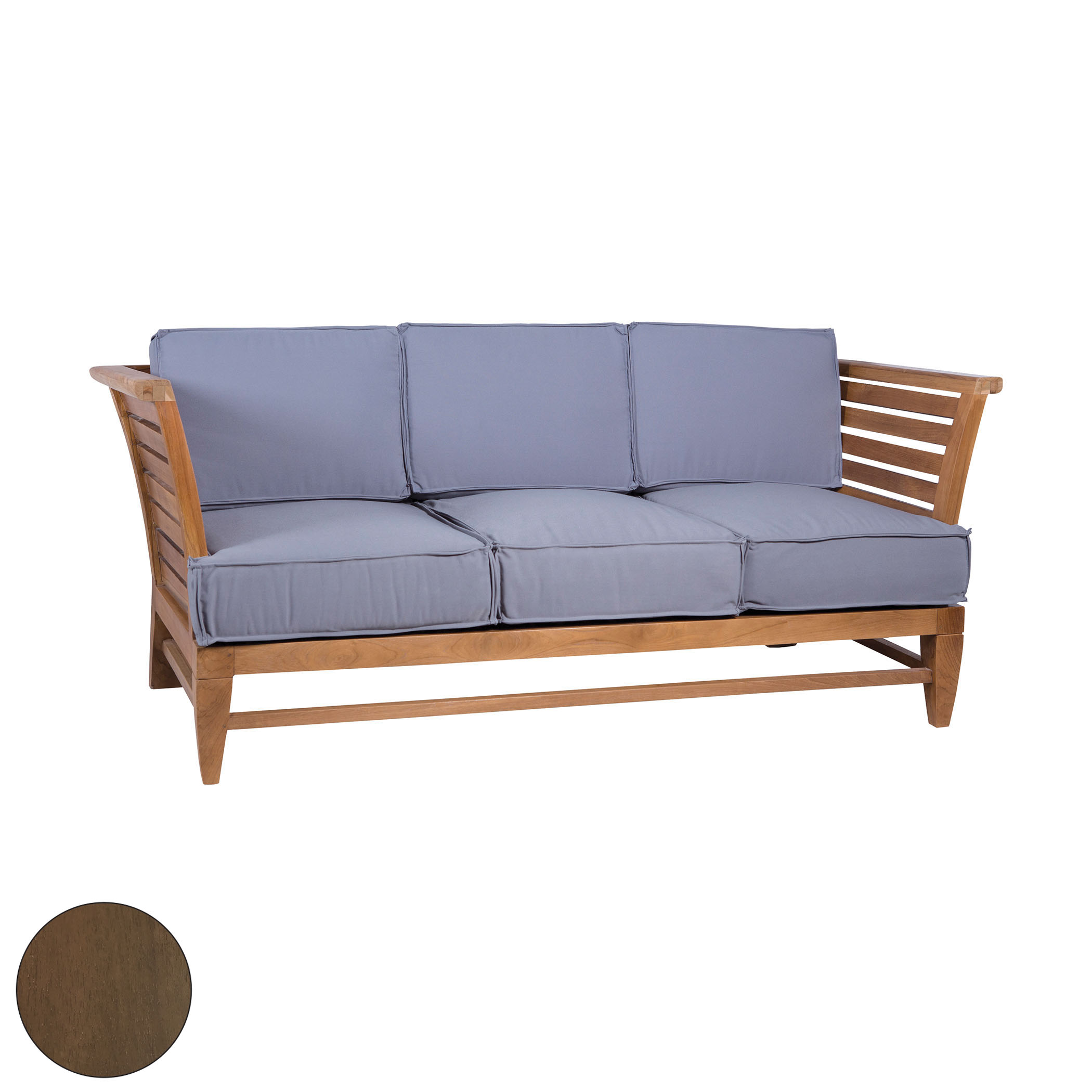 Galveston Pier Sofa 6517503BU | ELK Home