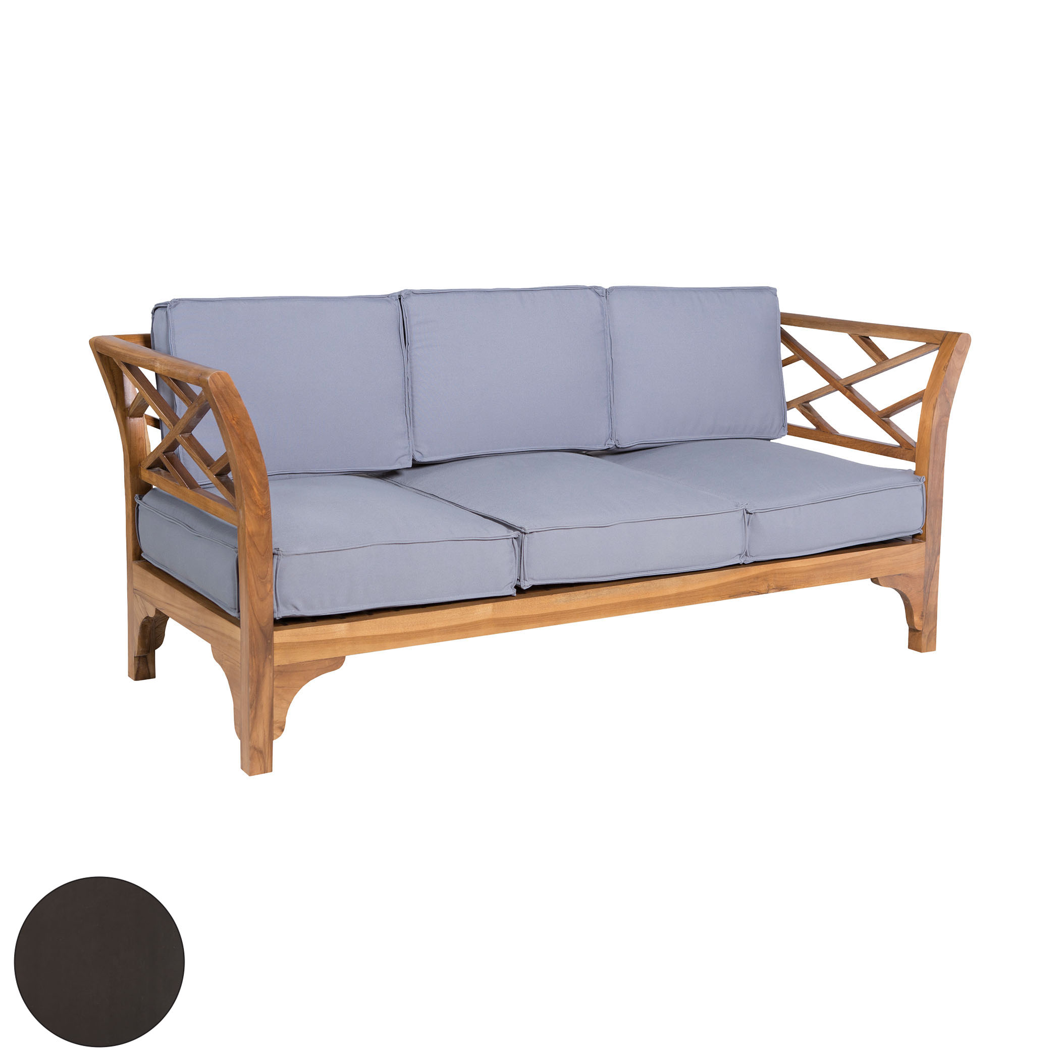 Patio Branch Sofa 6517505AS | ELK Home