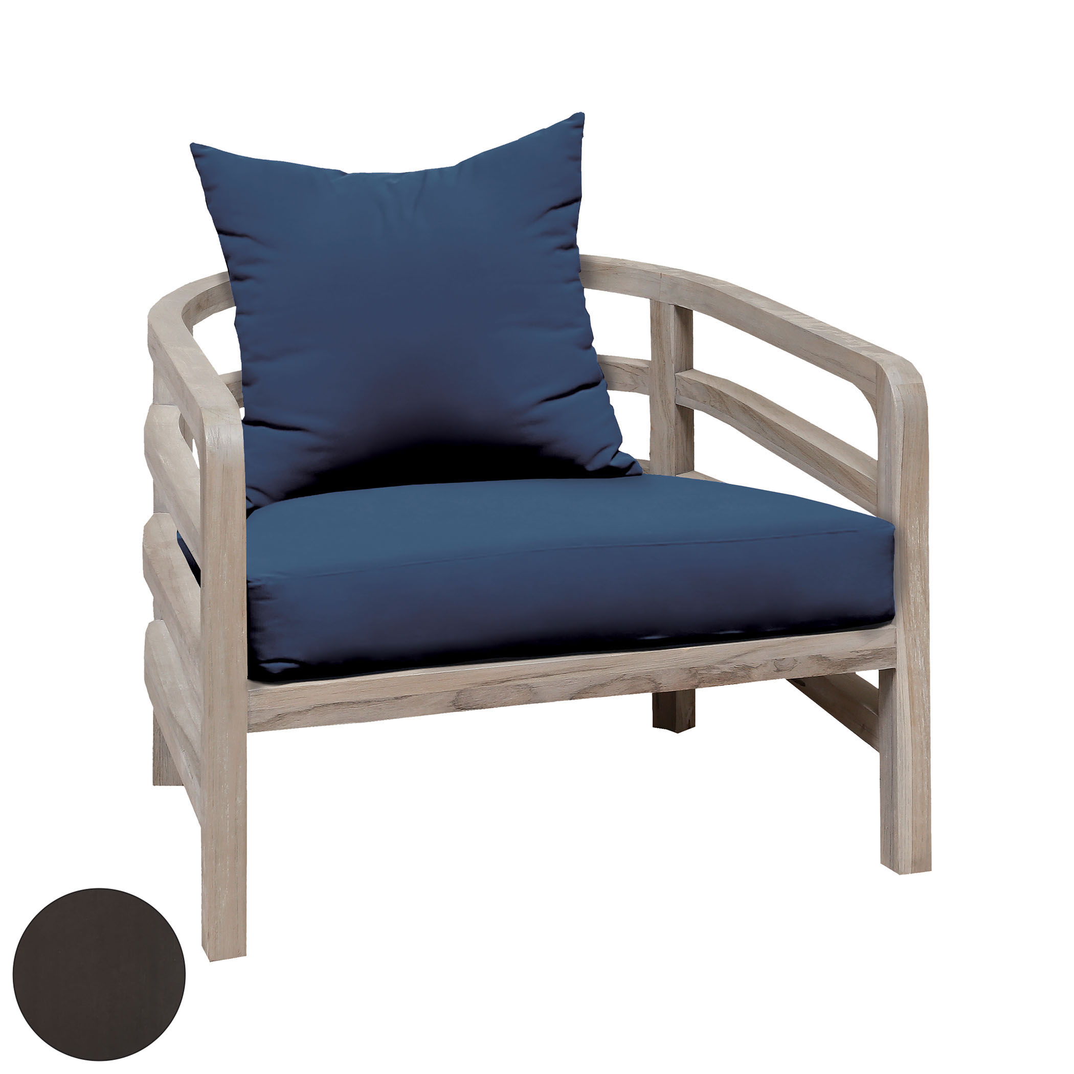 Linley Outdoor Chair 6518006AS | ELK Home