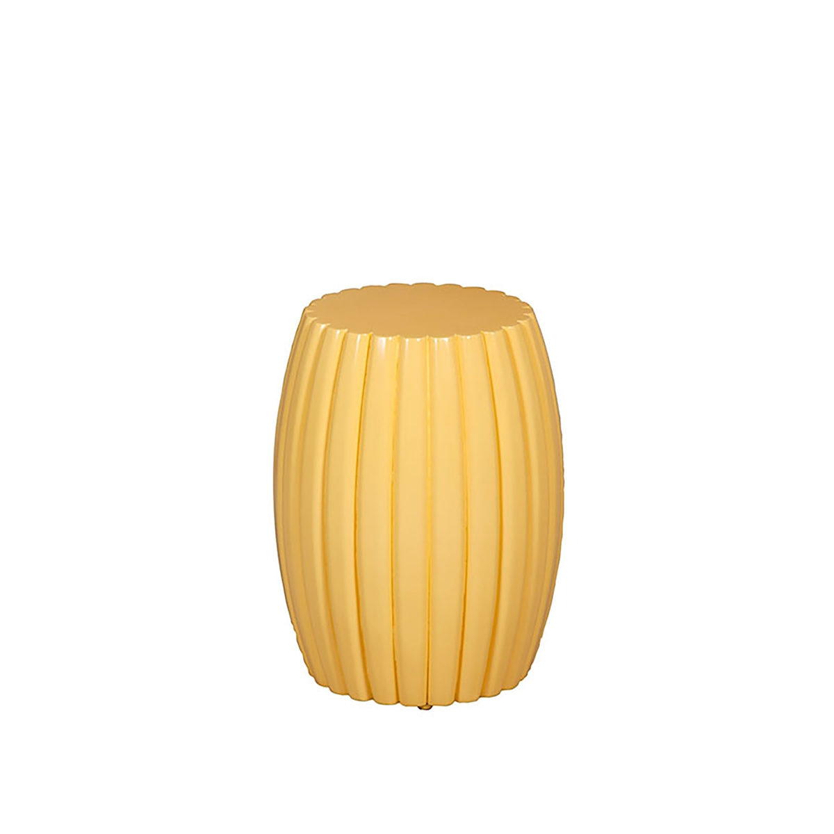Grooved Drum Stool/Table A24713560-NY | ELK Home